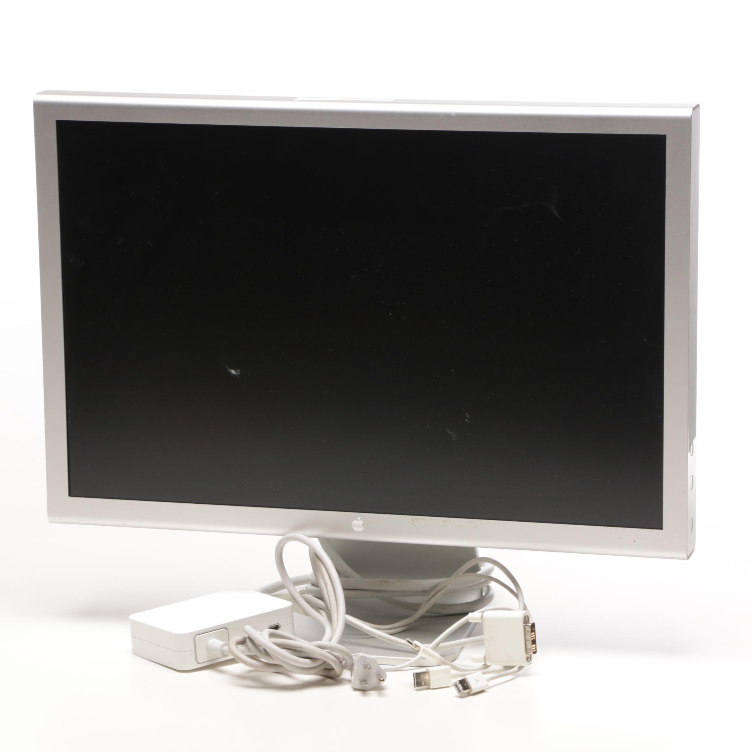 "23"" Apple Cinema Display Monitor"