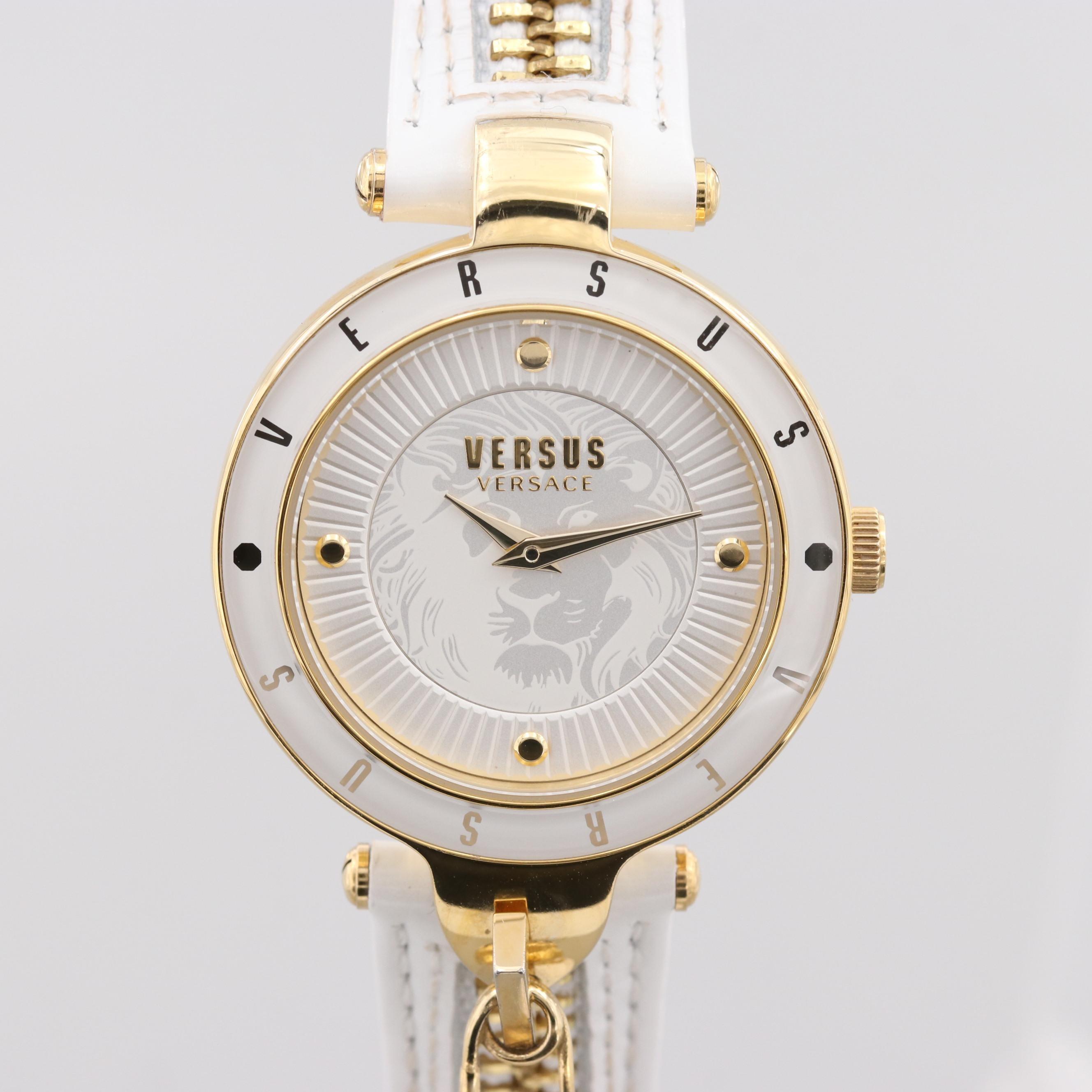 Versus Versace Quartz Wristwatch