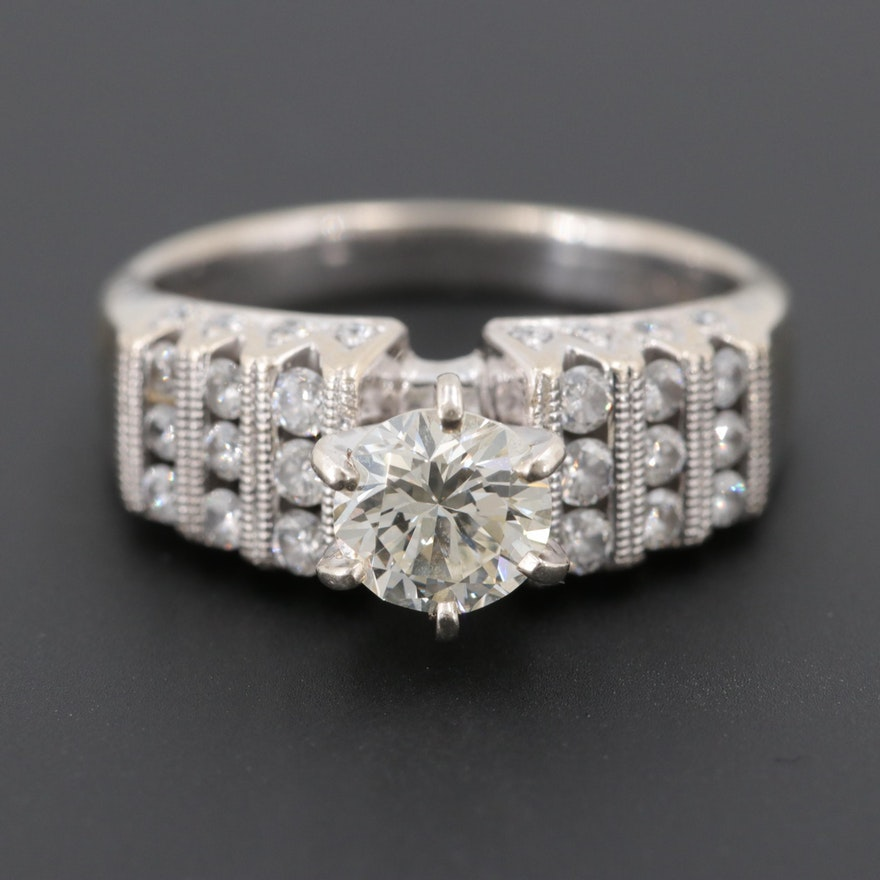 Fine Jewelry, Watches, Silver & More