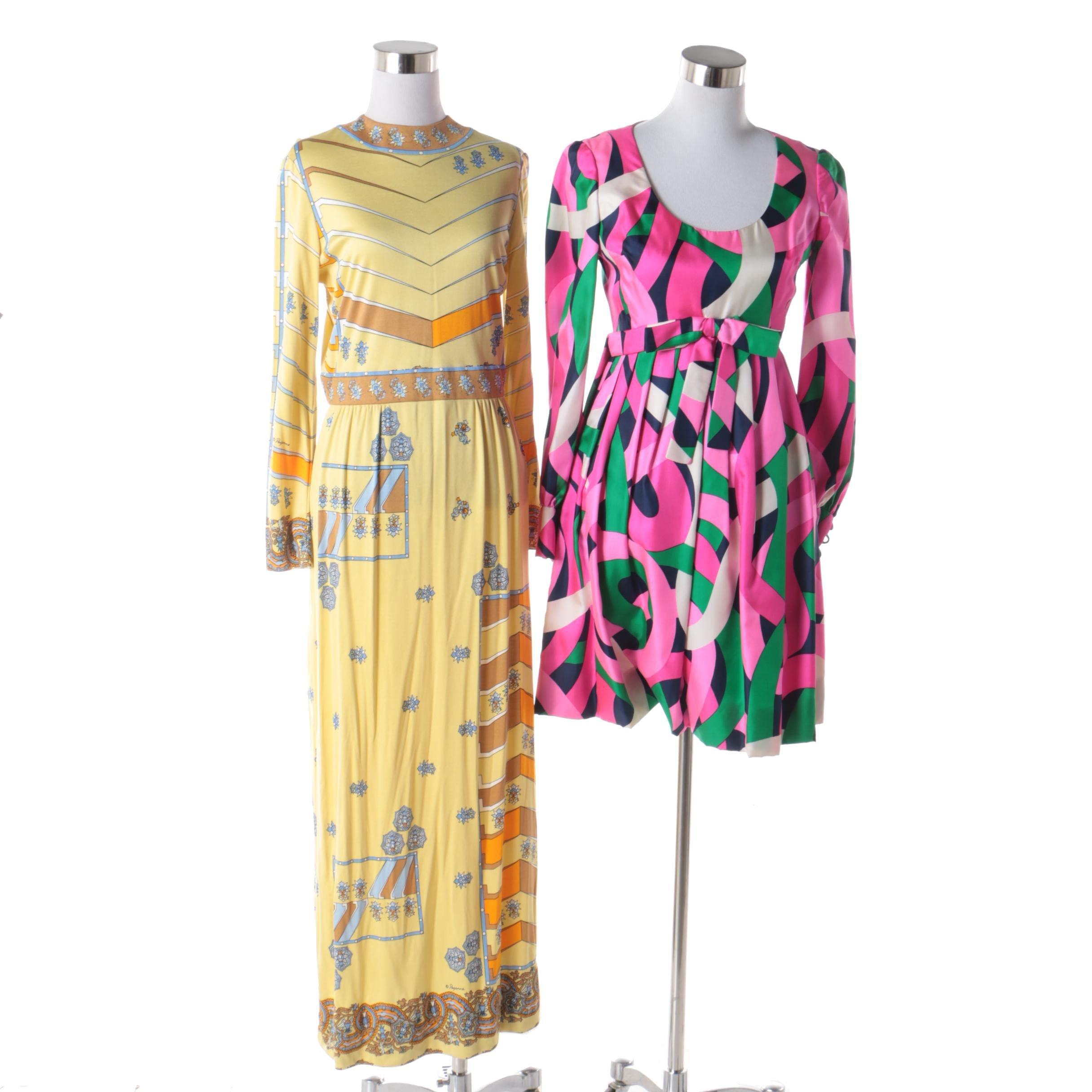 Women's Party Dresses,1960s-70s Vintage