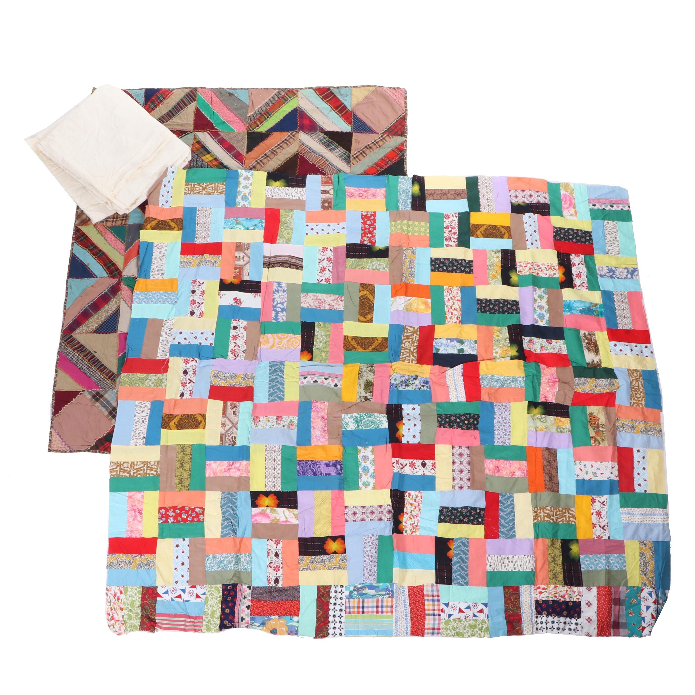 Handmade Patchwork Quilts