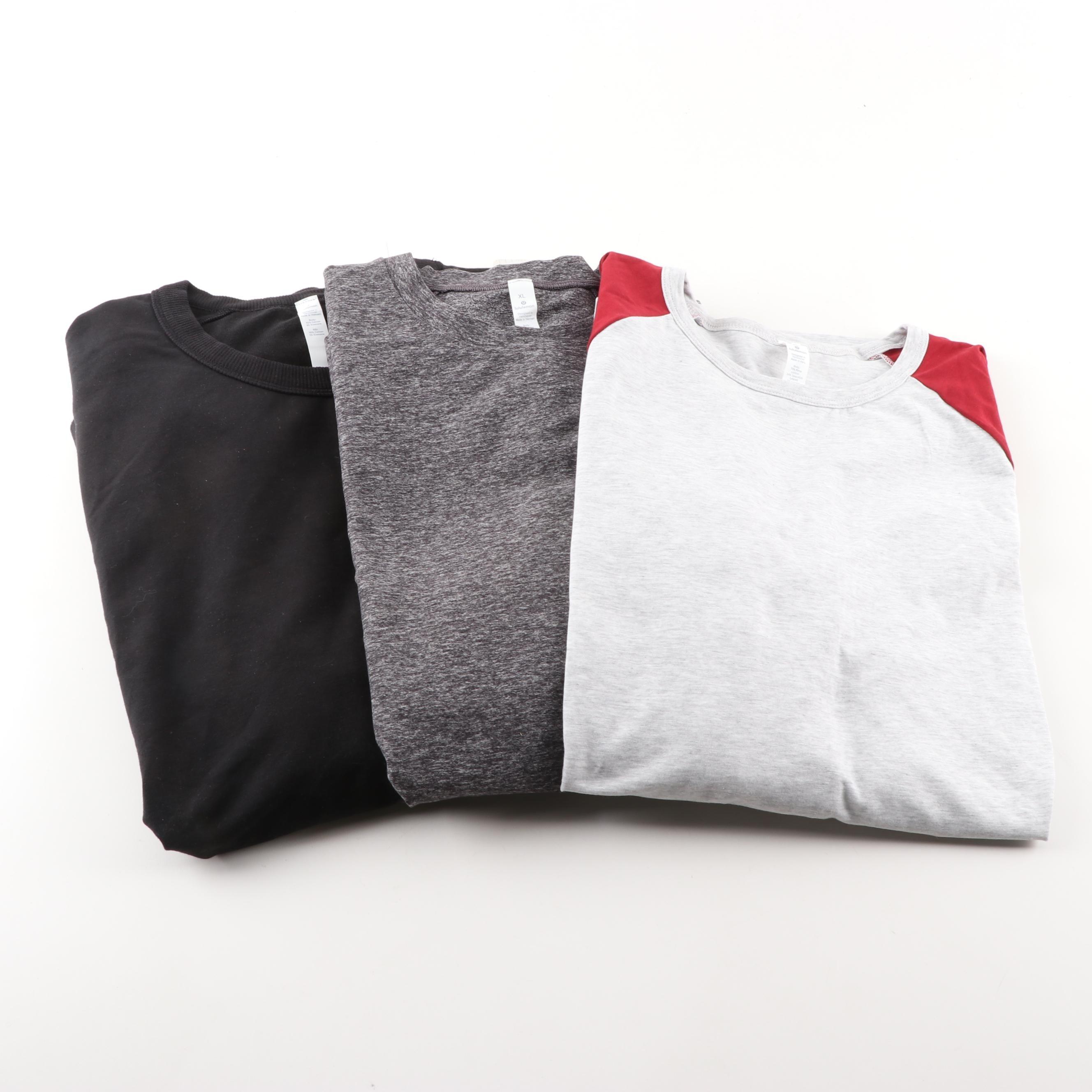 Women's Lululemon Shirts