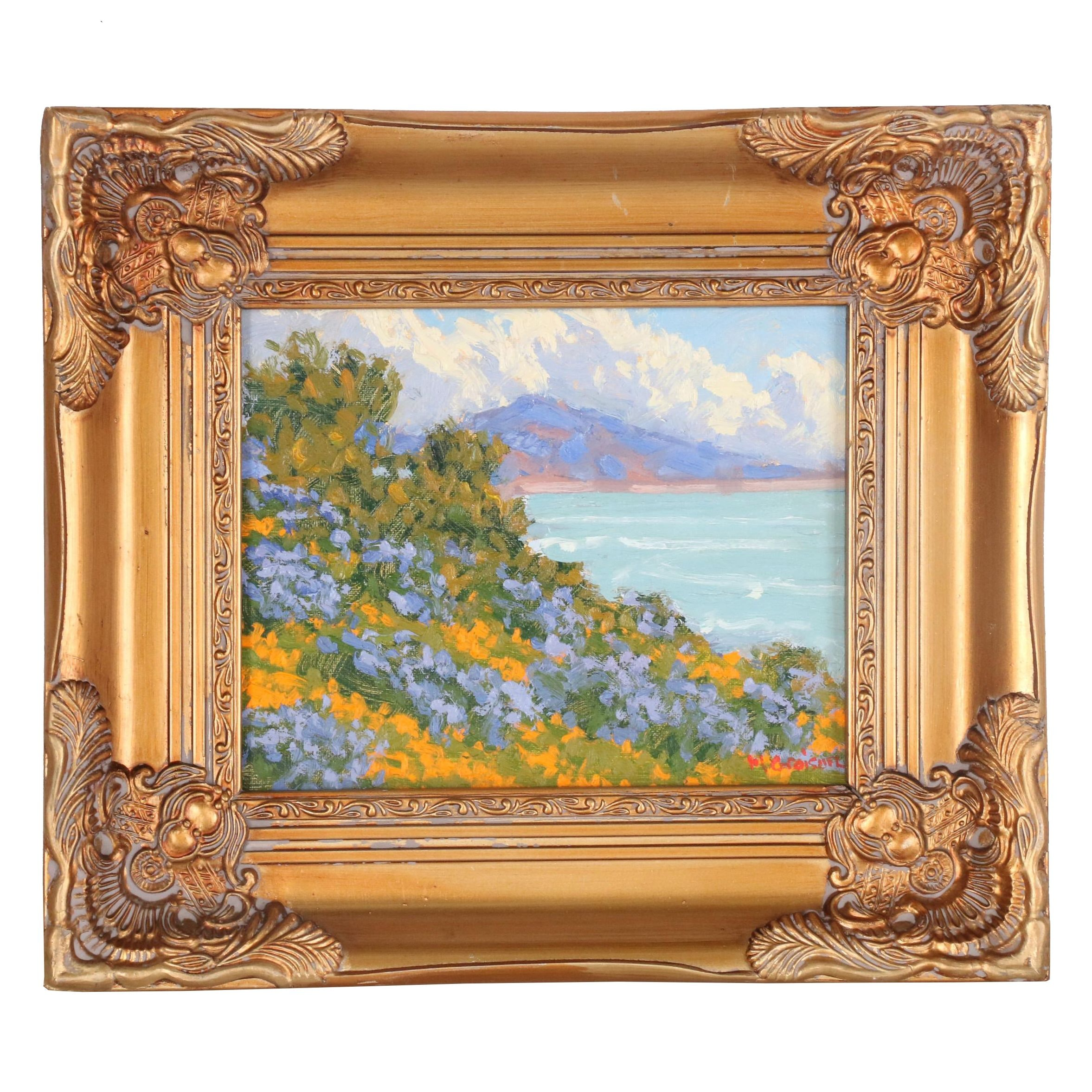 Marc Graison Landscape Oil Painting
