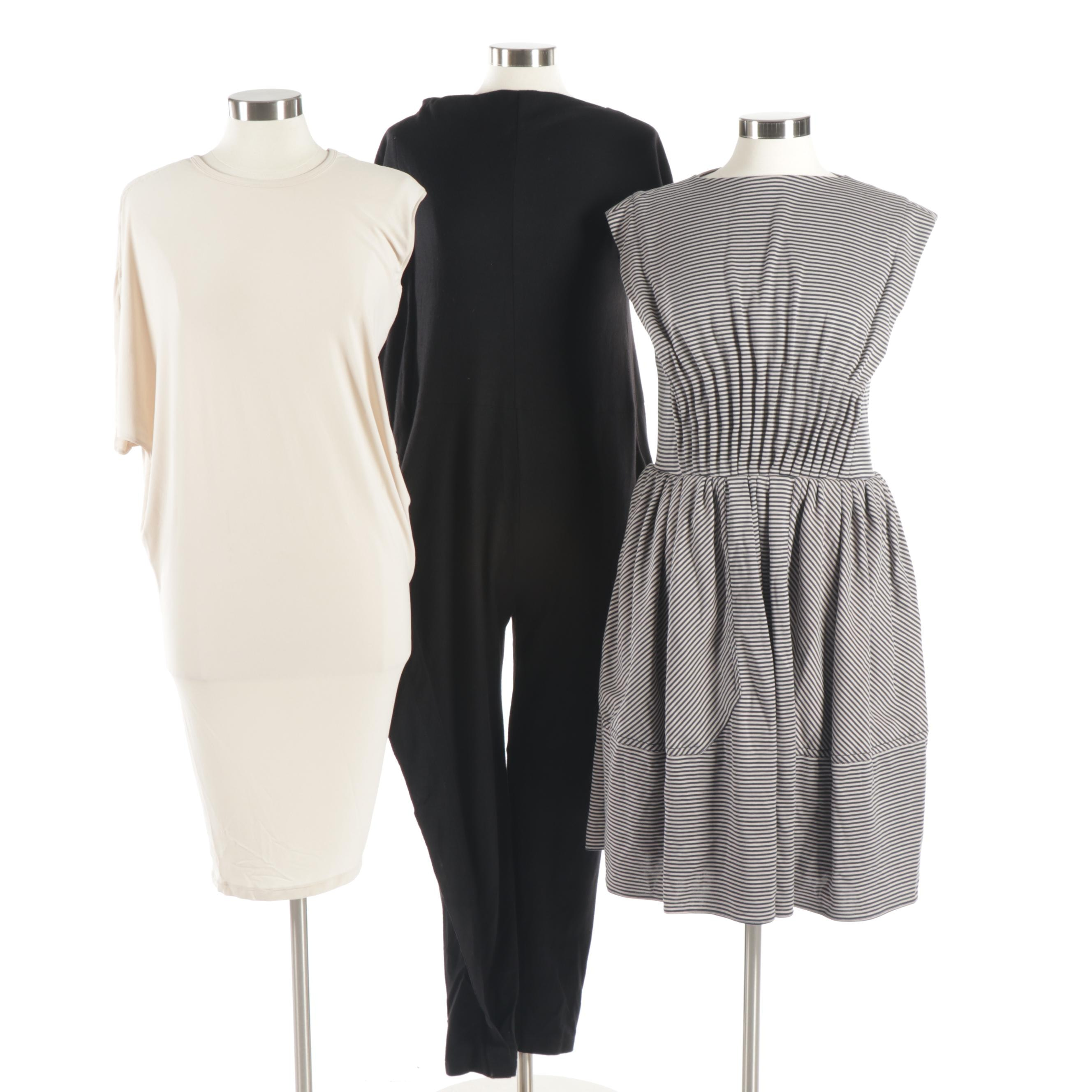 Women's Contemporary and Asymmetrical Dresses and Jumpsuit Featuring Lanvin
