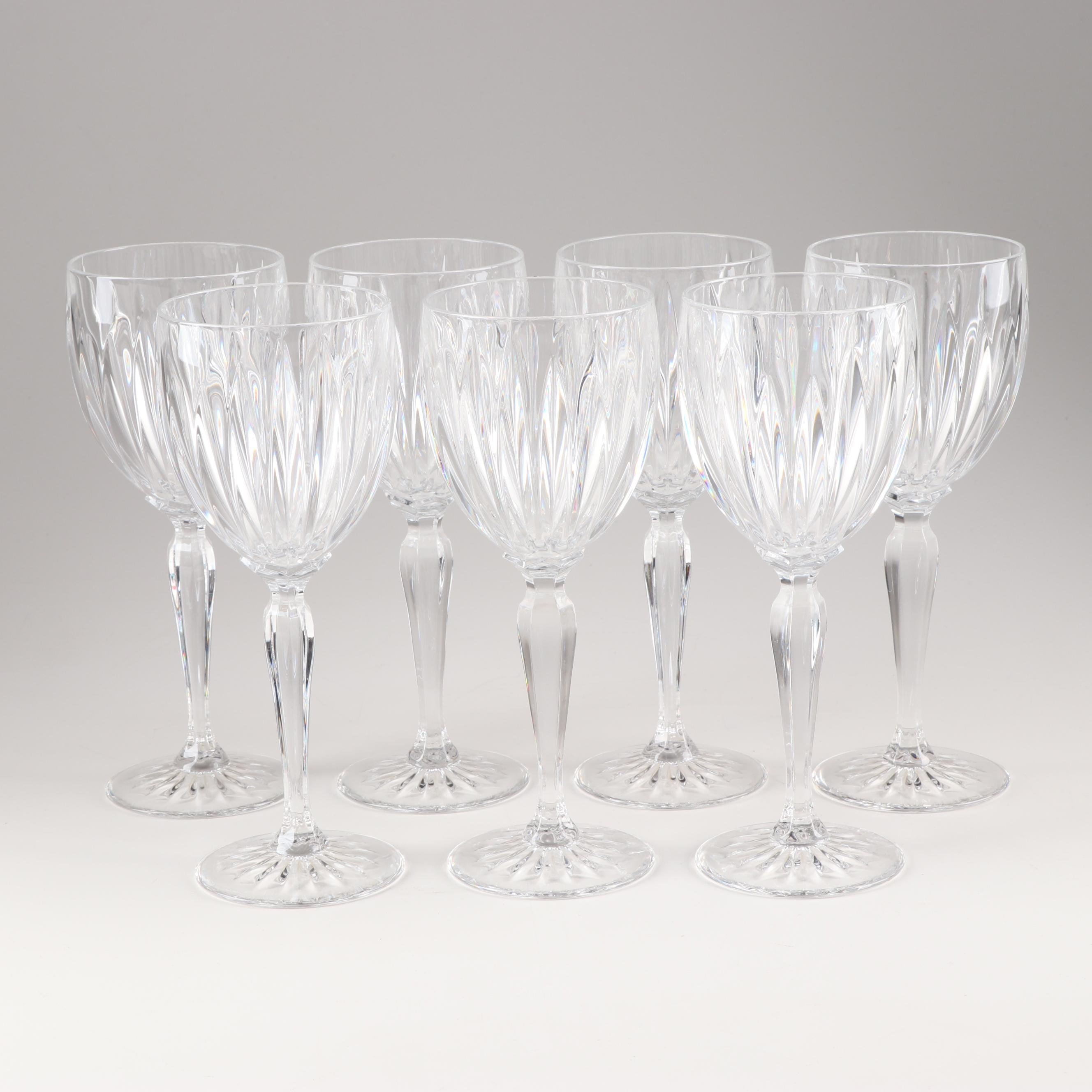 "Cristal D'Arques-Durand ""Classic"" Stemware"