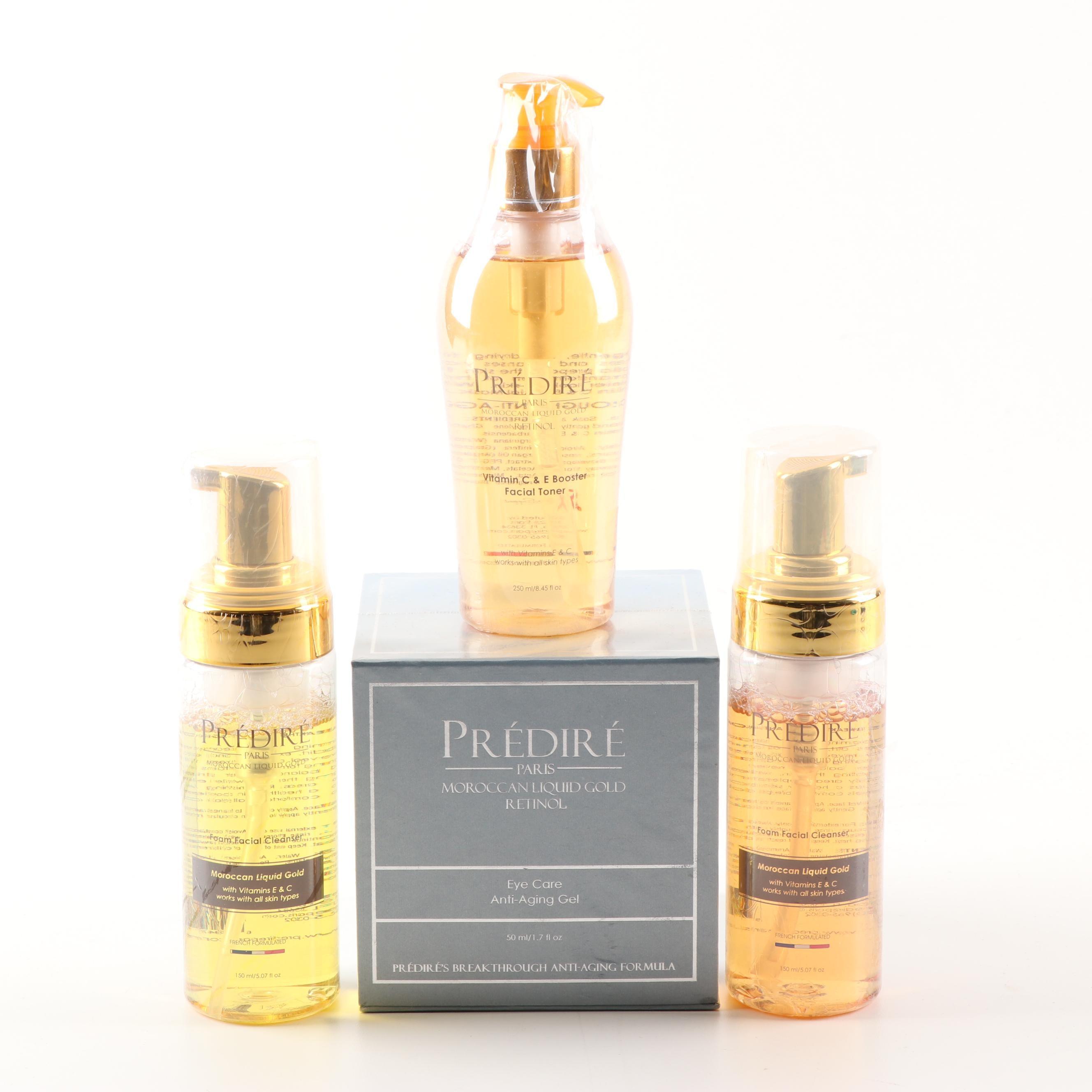 Prédiré Paris Moroccan Liquid Gold Skincare