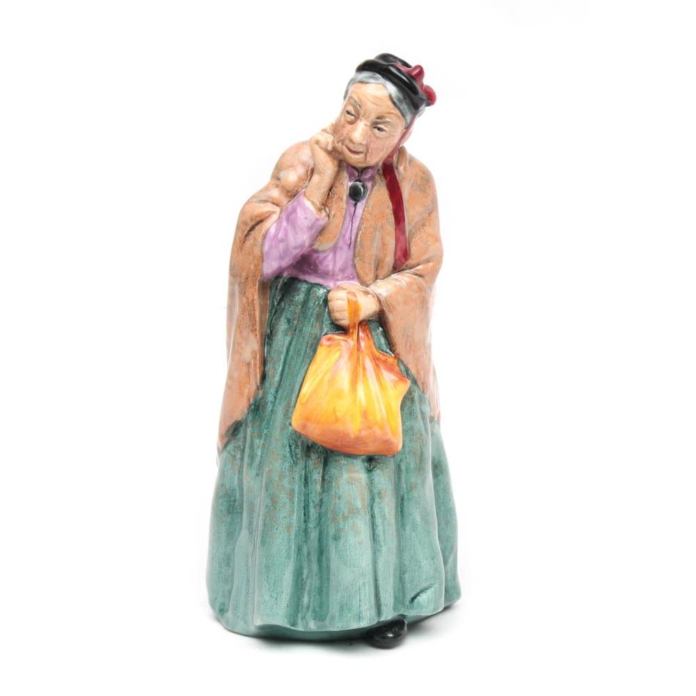 """Royal Doulton Porcelain Figurine """"Bridget"""""""