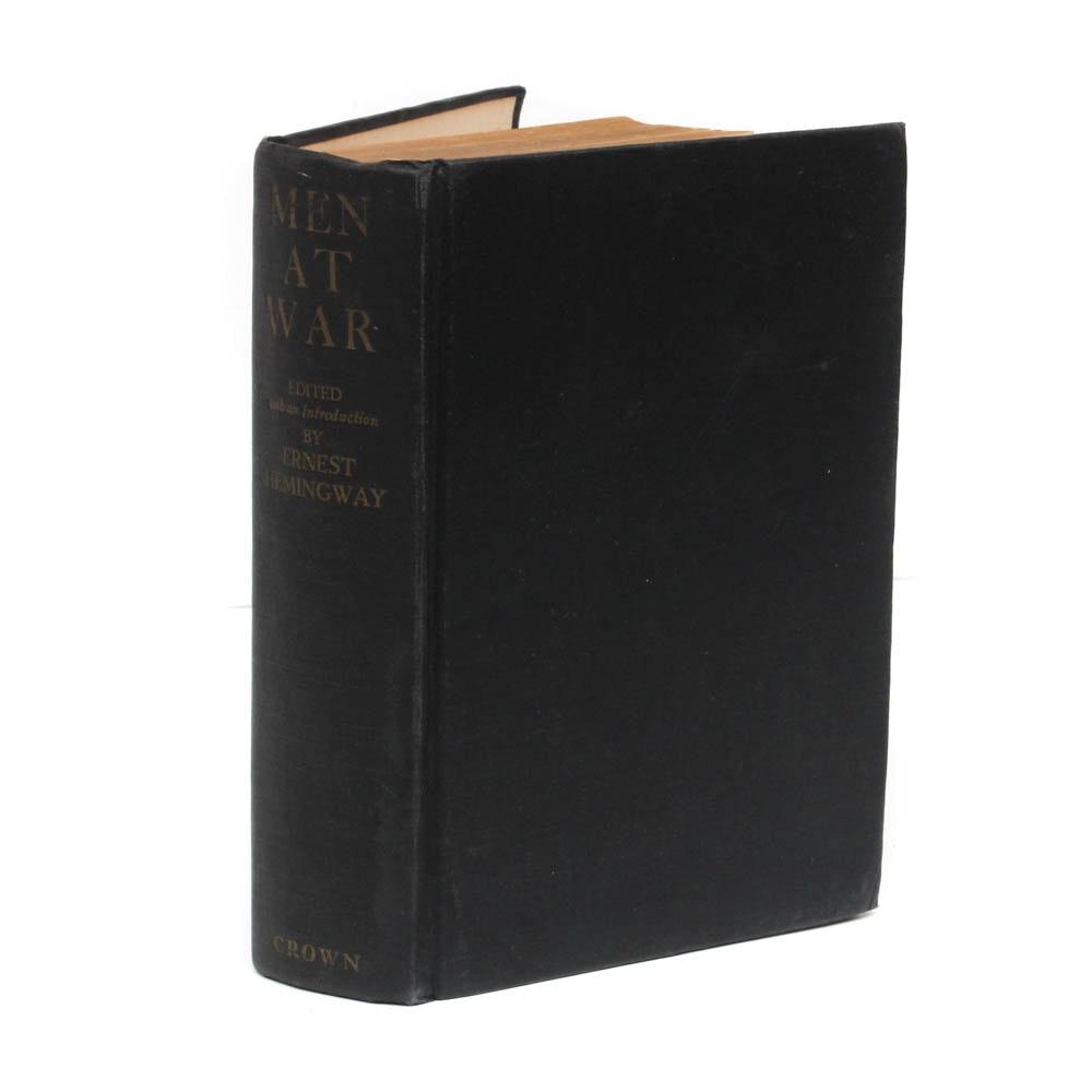 "1942 ""Men at War"" Edited by Ernest Hemingway"