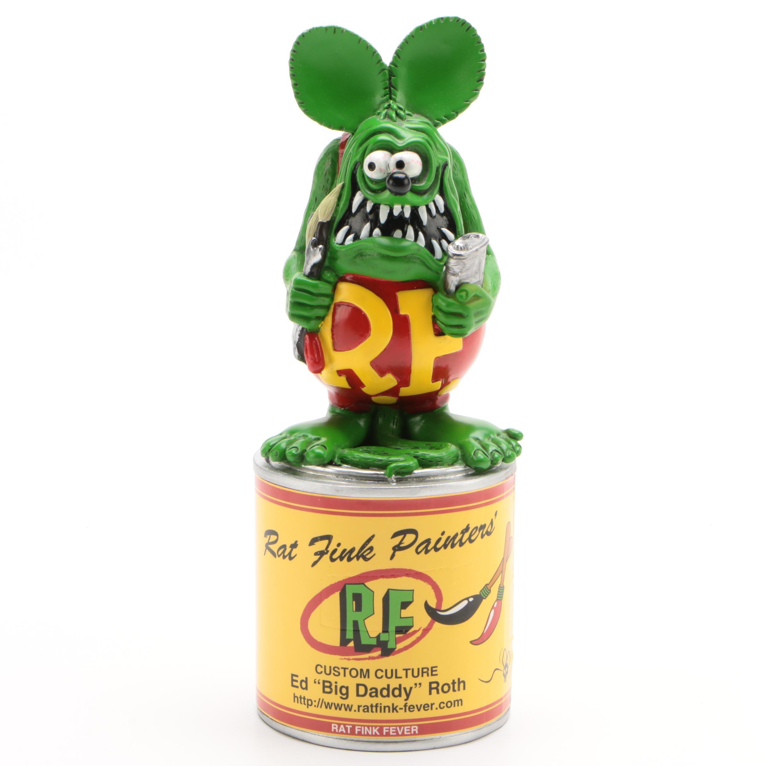 "Ed ""Big Daddy"" Roth ""Rat Fink"" Box"