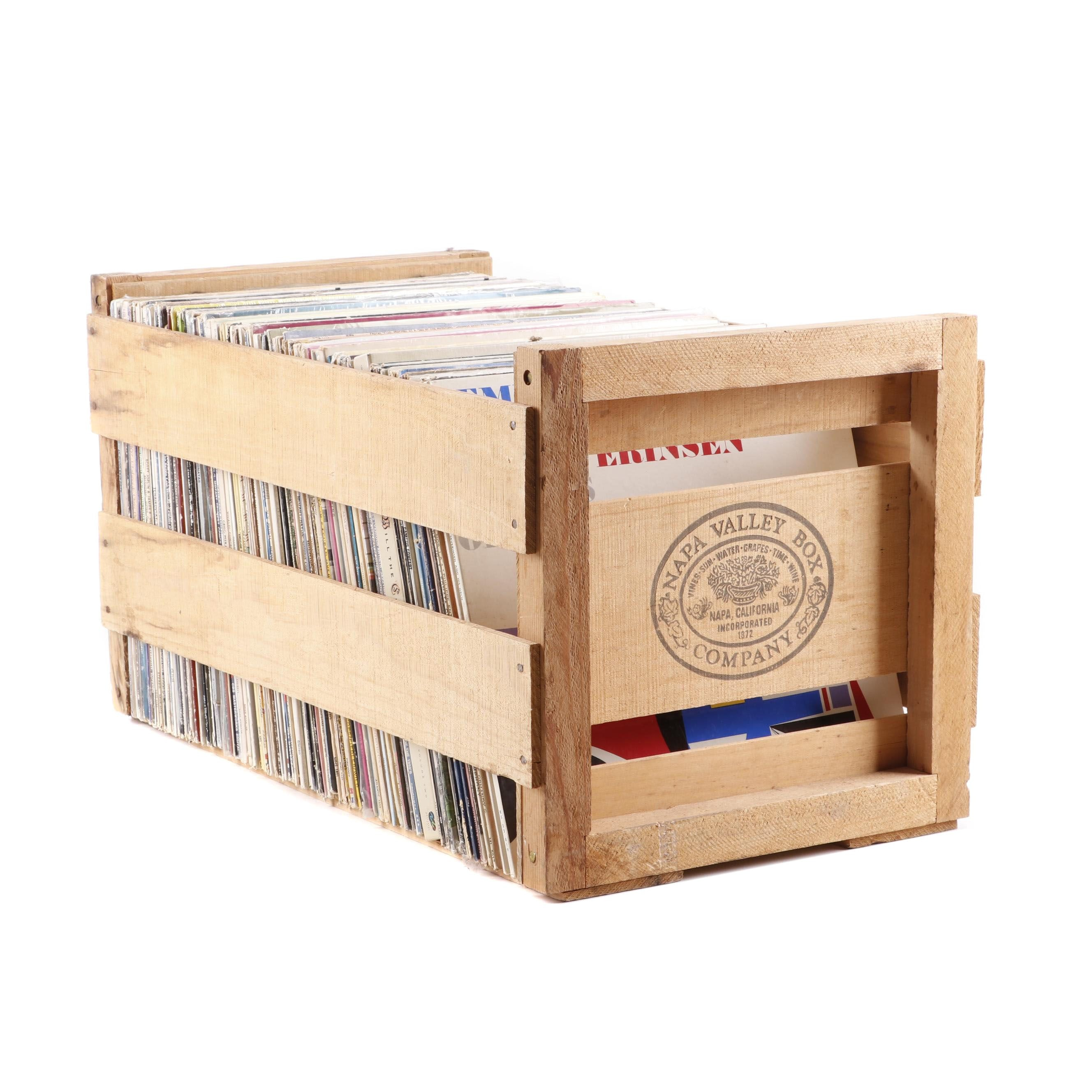 Records including Orchestral, Instrumental, Concert and More