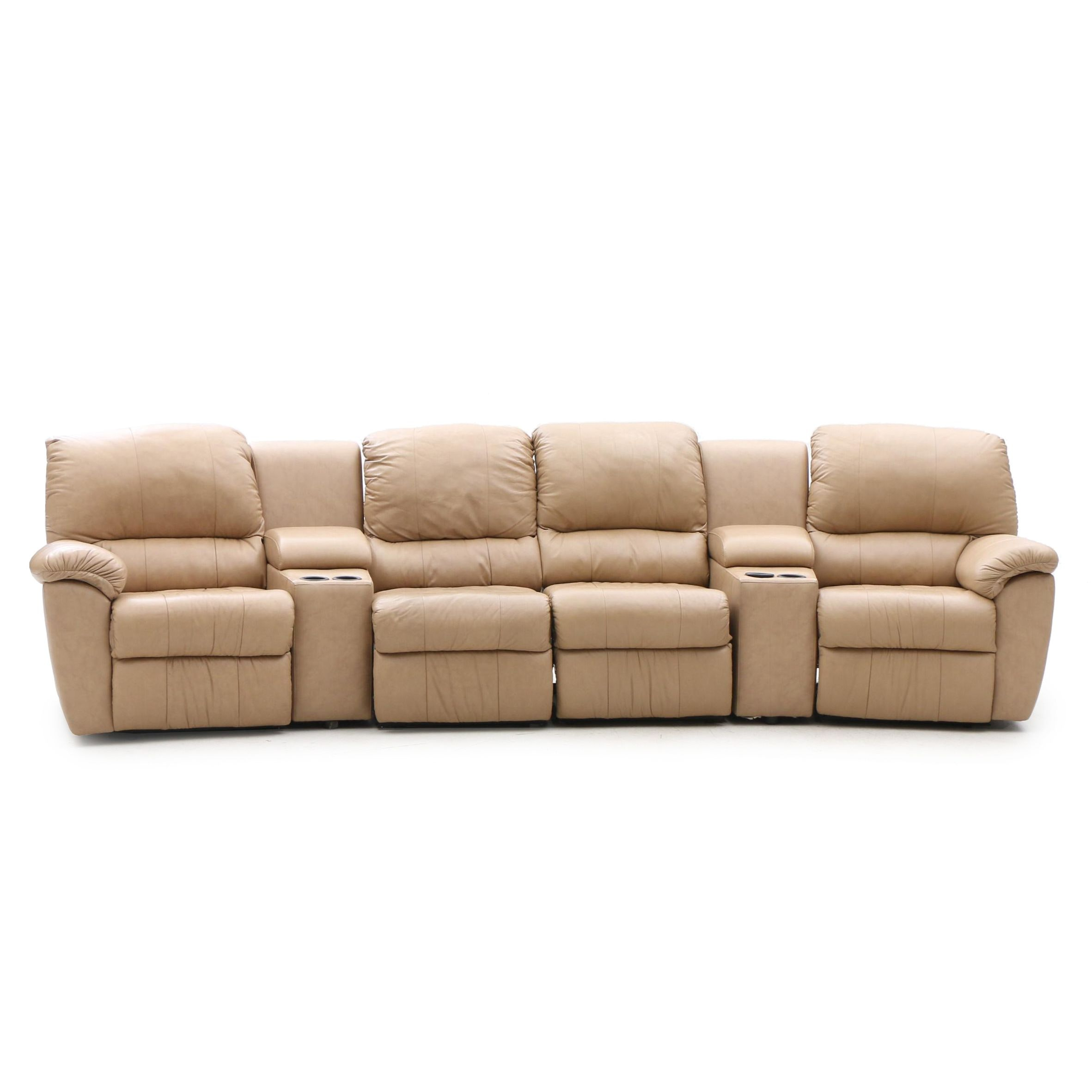 "Contemporary ""Move in Style"" Sectional Sofa by Palliser"