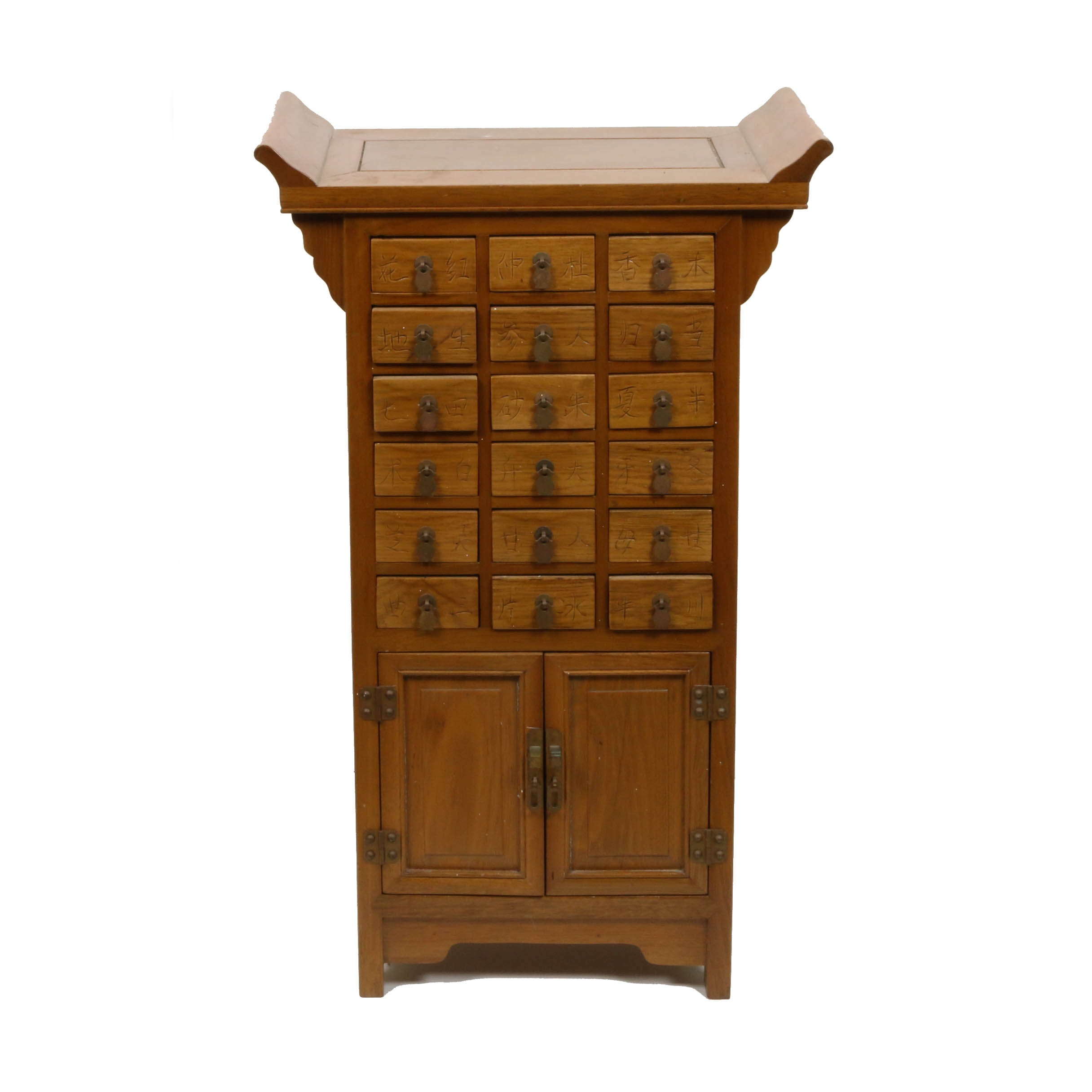 Chinese Apothecary Cabinet, Vintage
