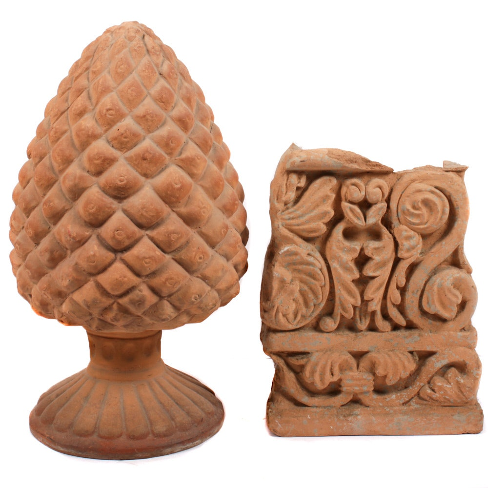 Cast Terracotta Architectural Accents