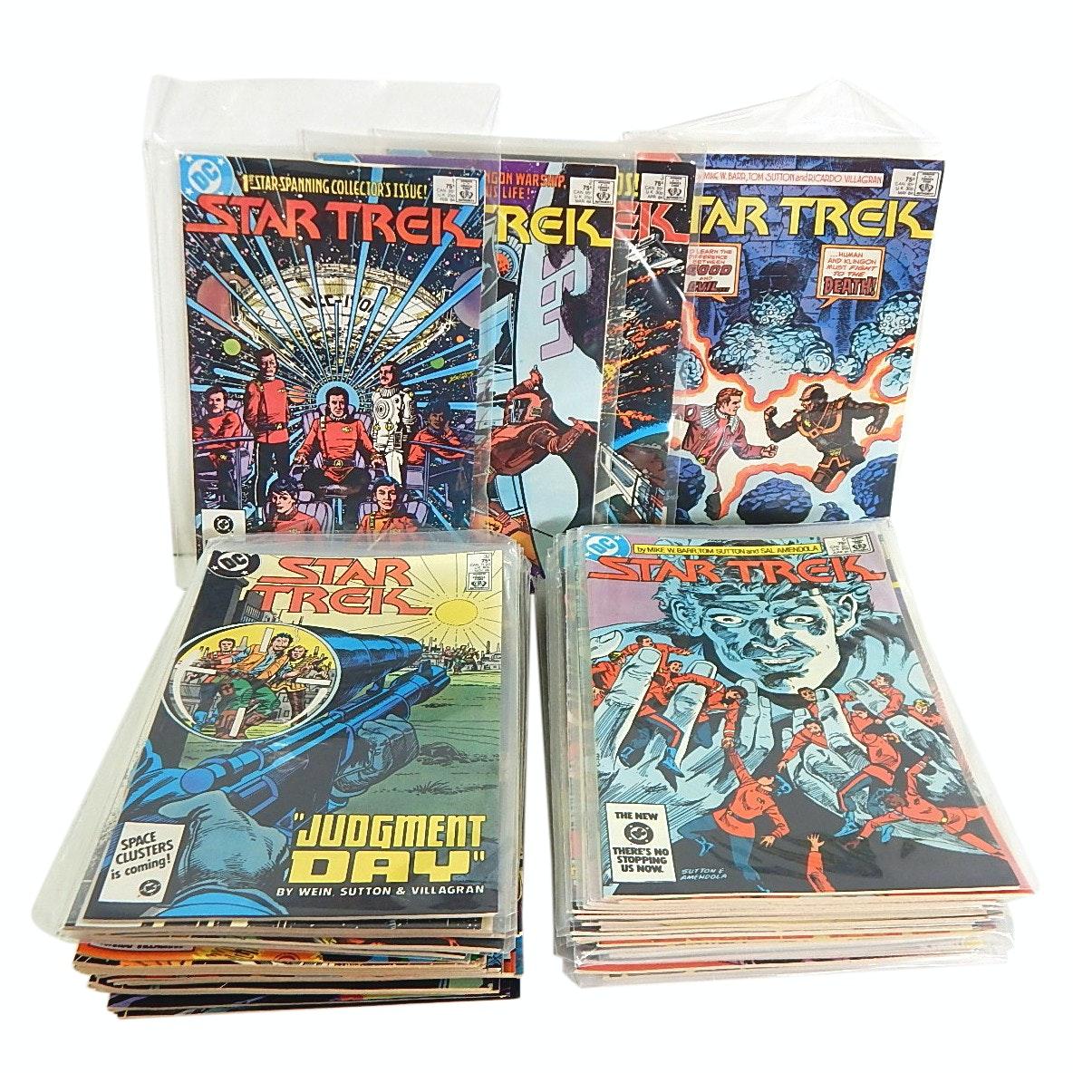 "Bronze Age ""Star Trek"" Comics #1-56"