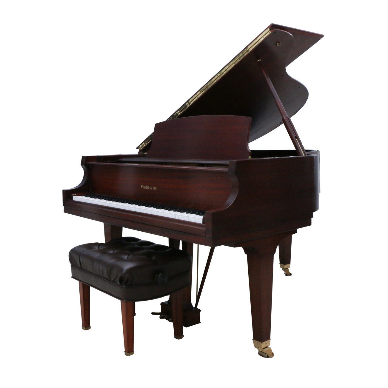 Baldwin Model R Mahogany Grand Piano