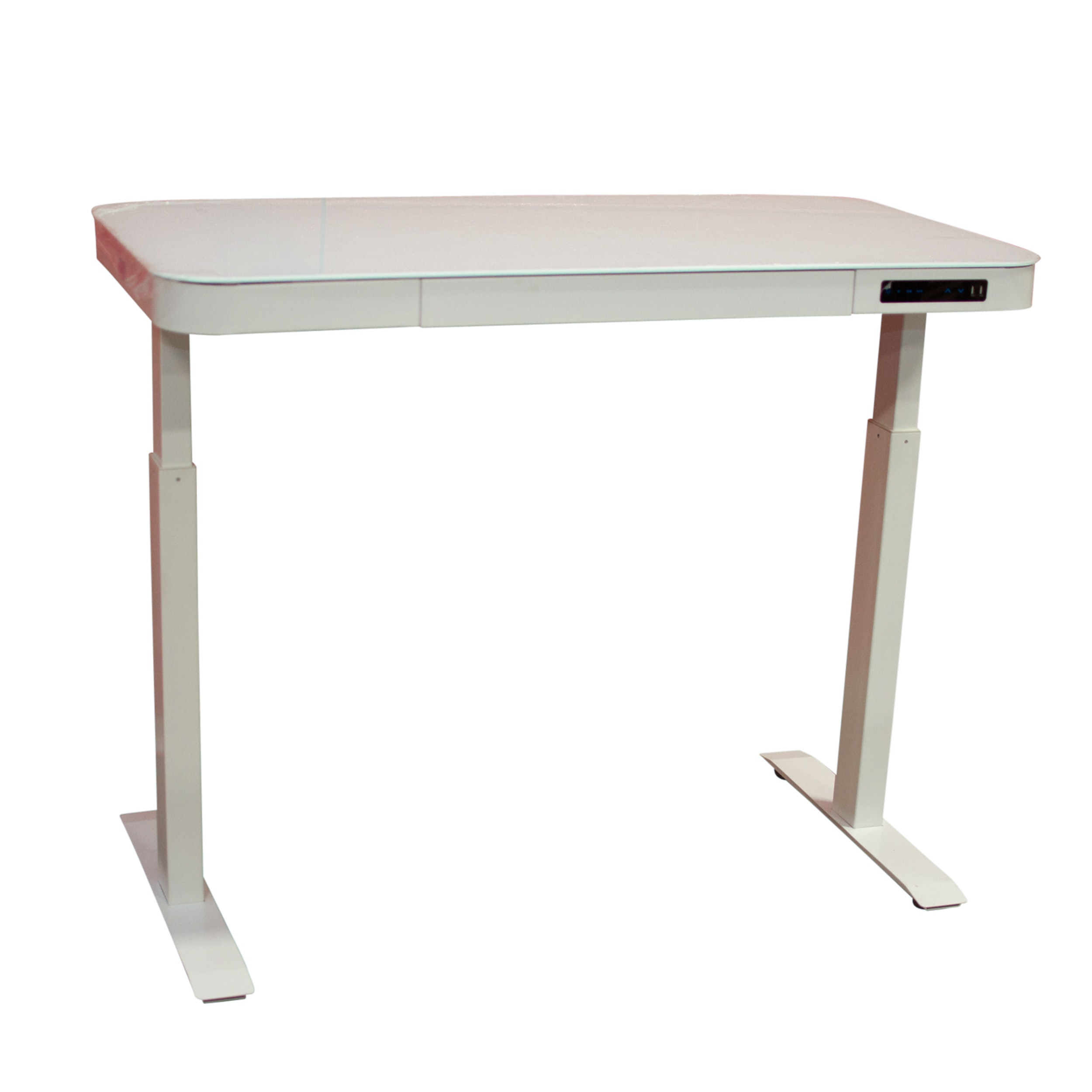 AirLift Adjustable Electric Standing Desk by Serville Classics