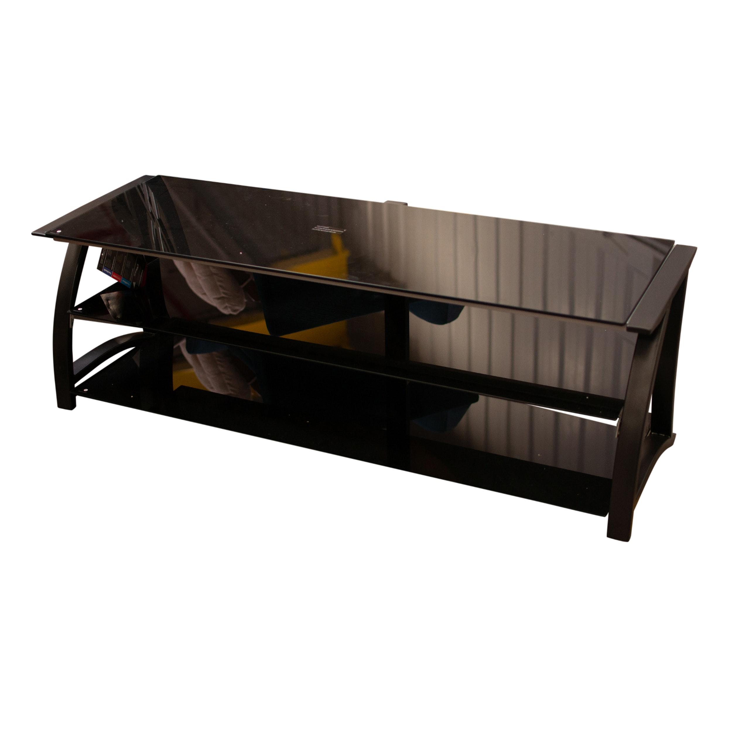 Coaster Furniture Console Media Table, Contemporary