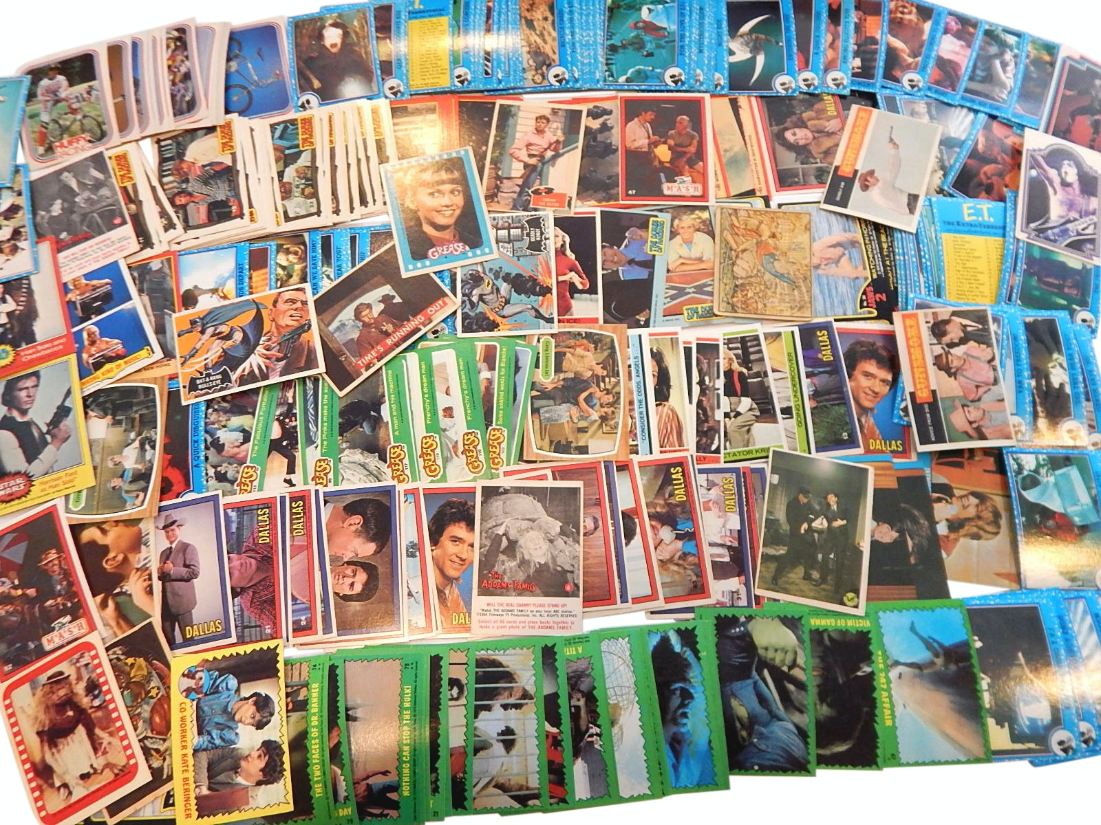 Non-Sports Trading Cards, 1960s and 1970s