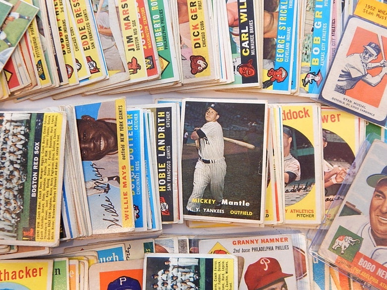 Sports Cards, Collectibles, Sports Memorabilia, and More