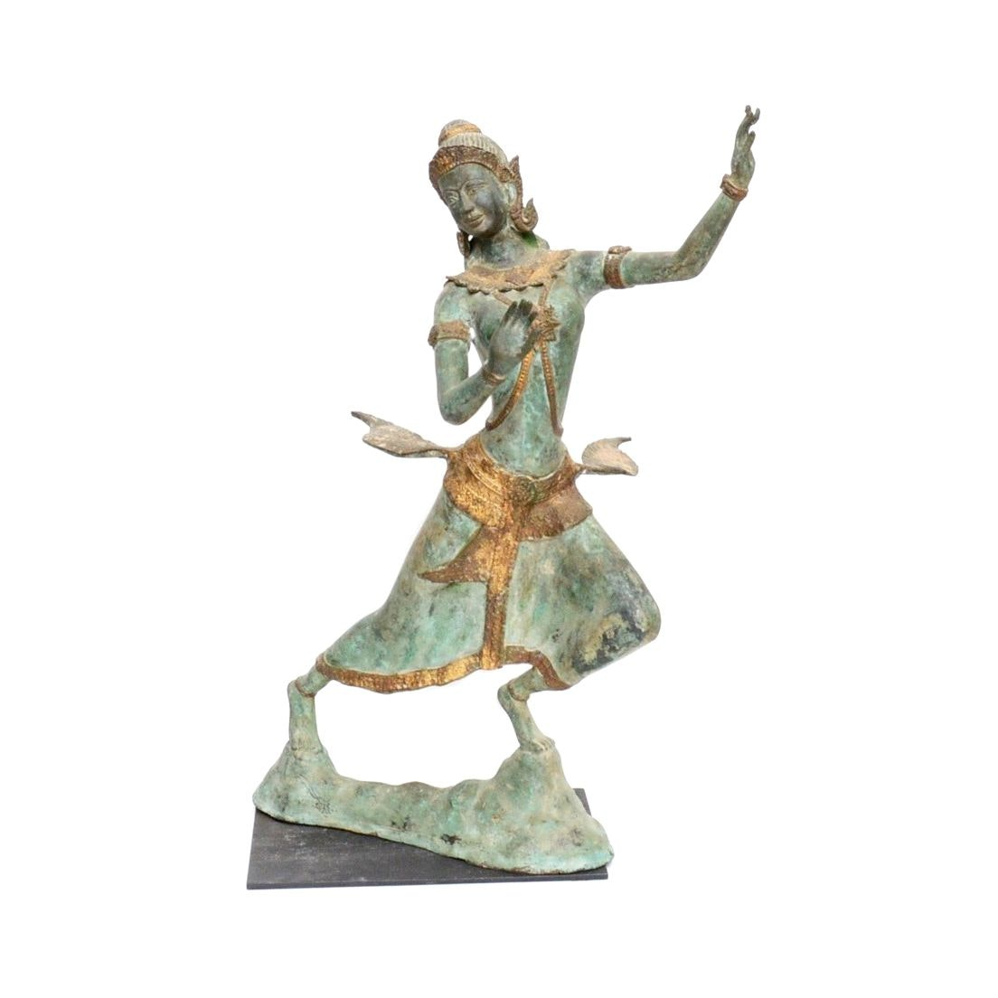 Thai Bronze Sculpture