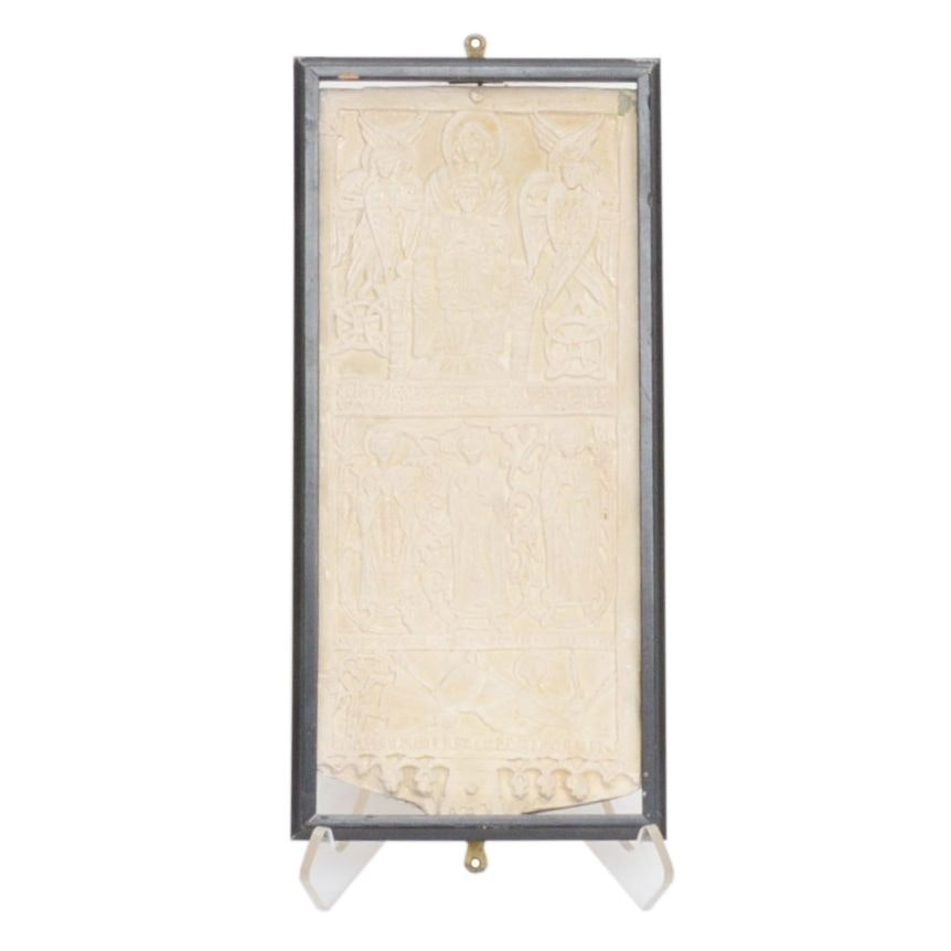 19th Century Plaster Intaglio