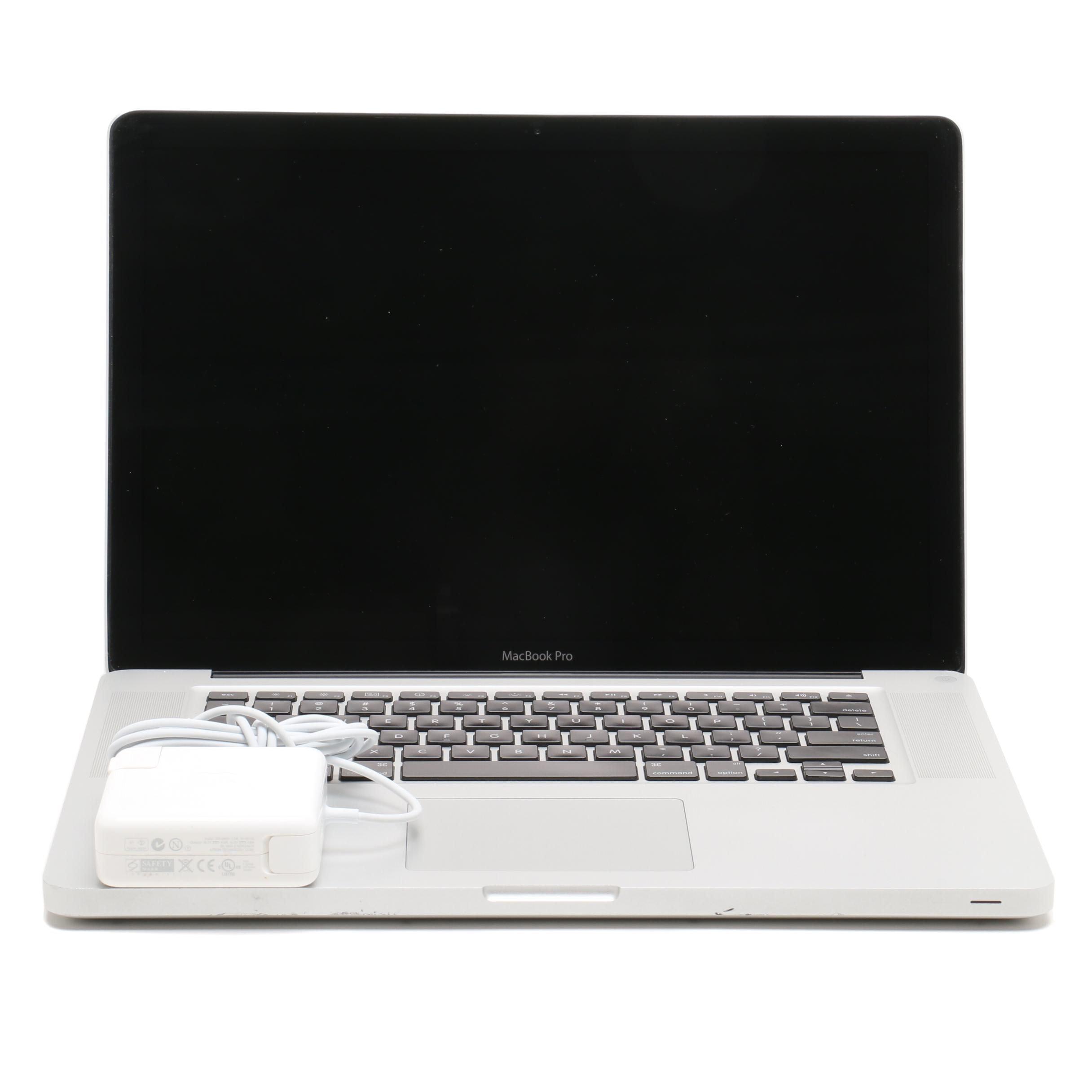 "15"" Apple MacBook Pro Laptop"