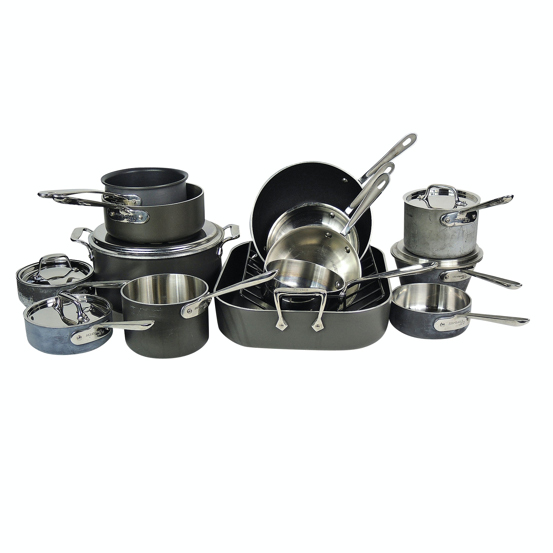 All Clad Limited Cookware
