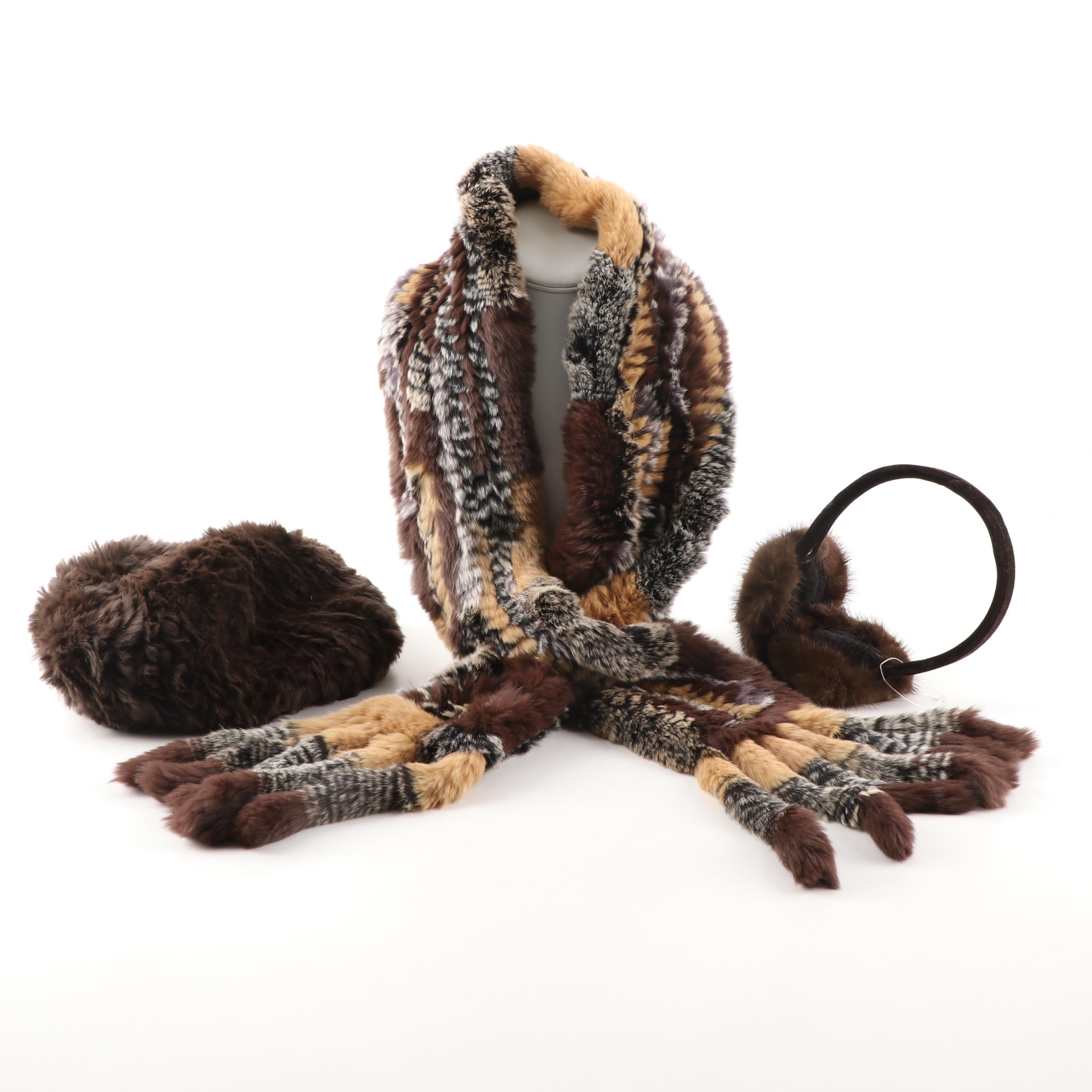 Women's Fur Accessories