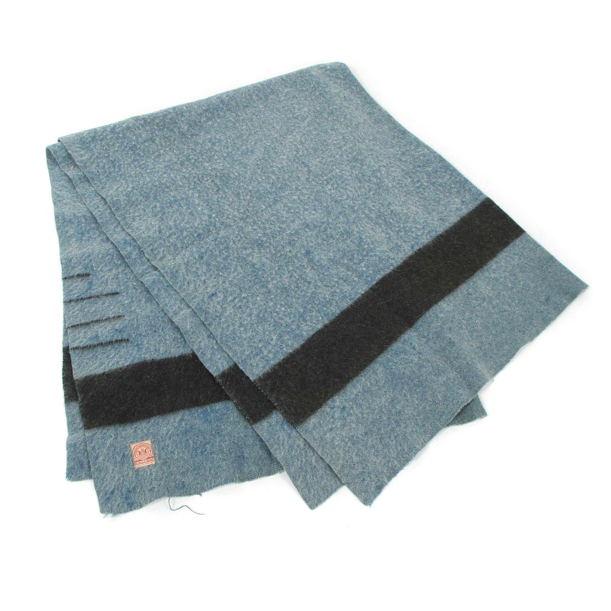 Hudson Bay Company Wool Blanket