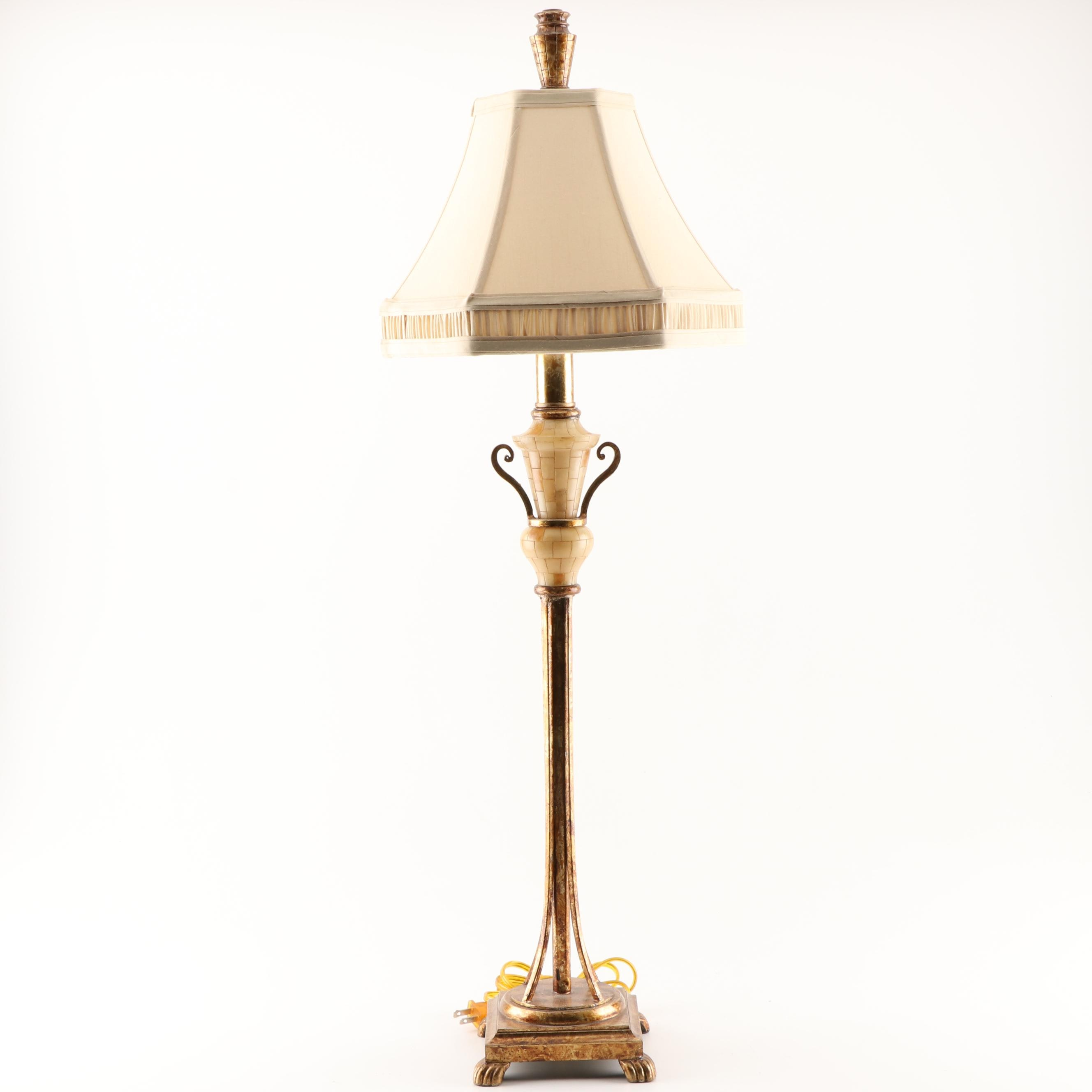 Contemporary Neoclassical Table Lamp