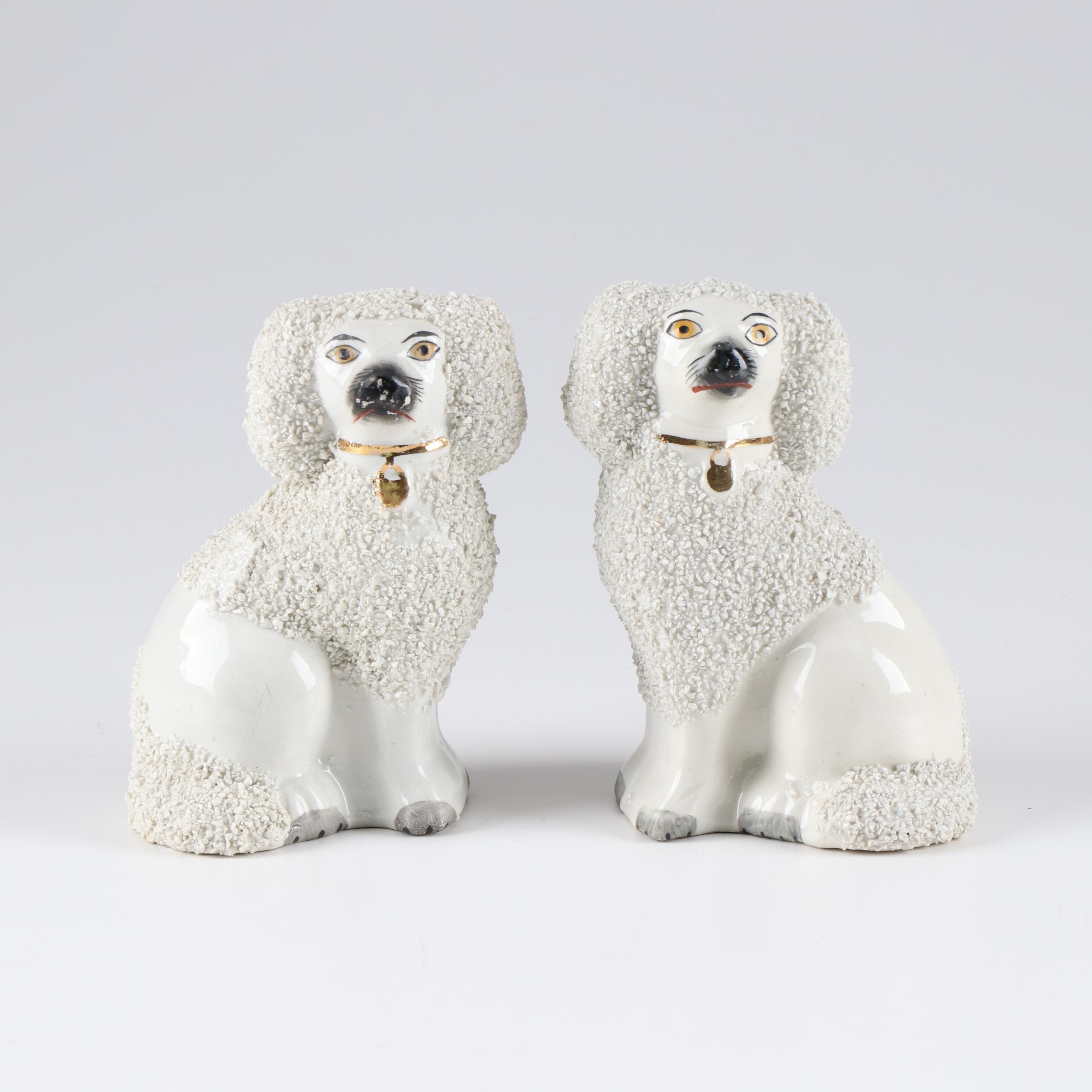 Staffordshire Dog Figurines