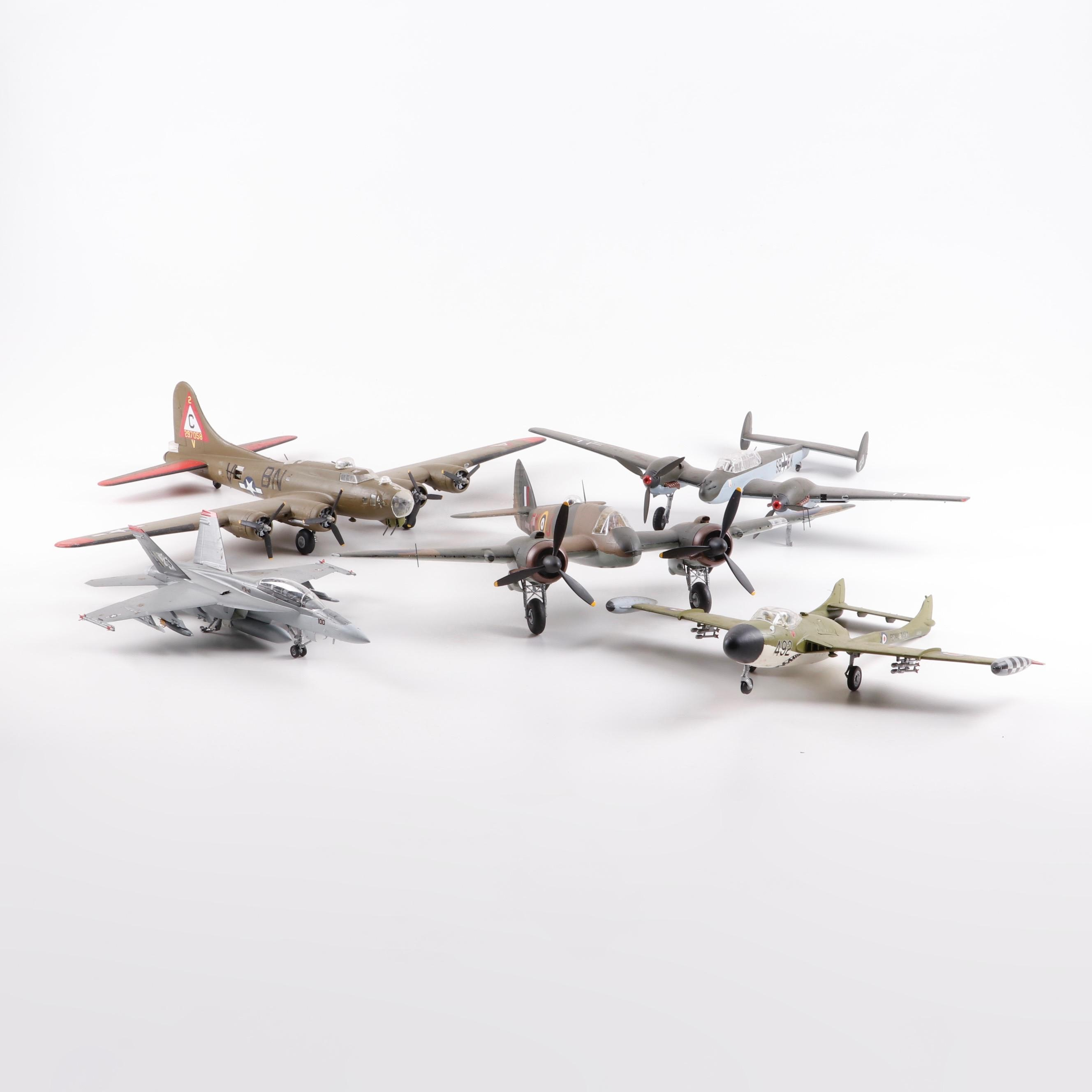 Toy Military Airplanes
