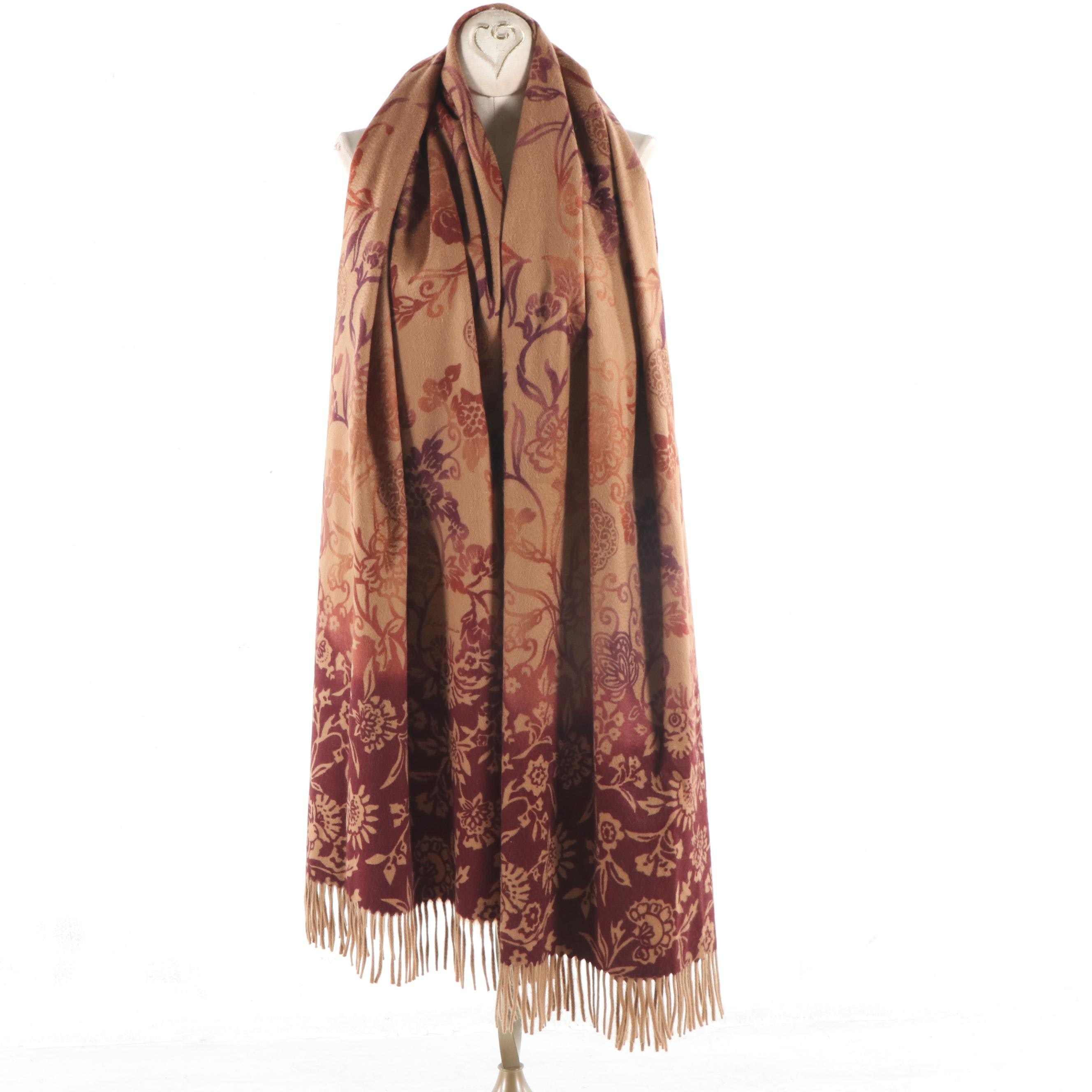 Women's Loro Piana Cashmere Shawl