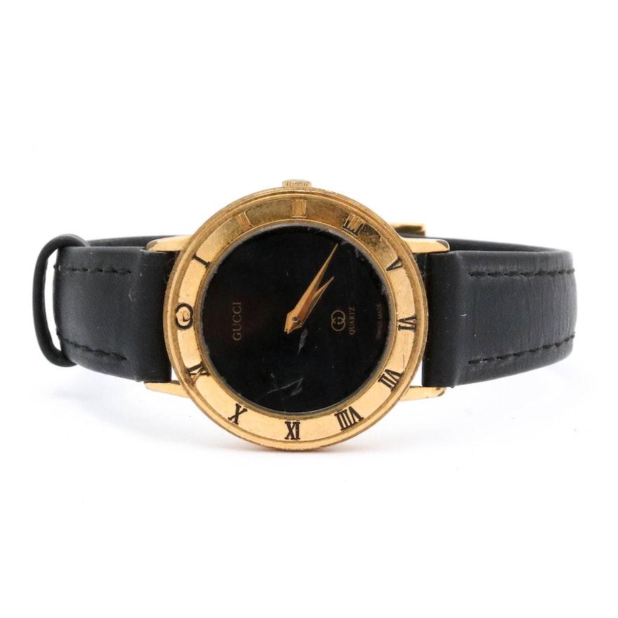 1c22fe102d7 Vintage Gucci Wristwatch   EBTH