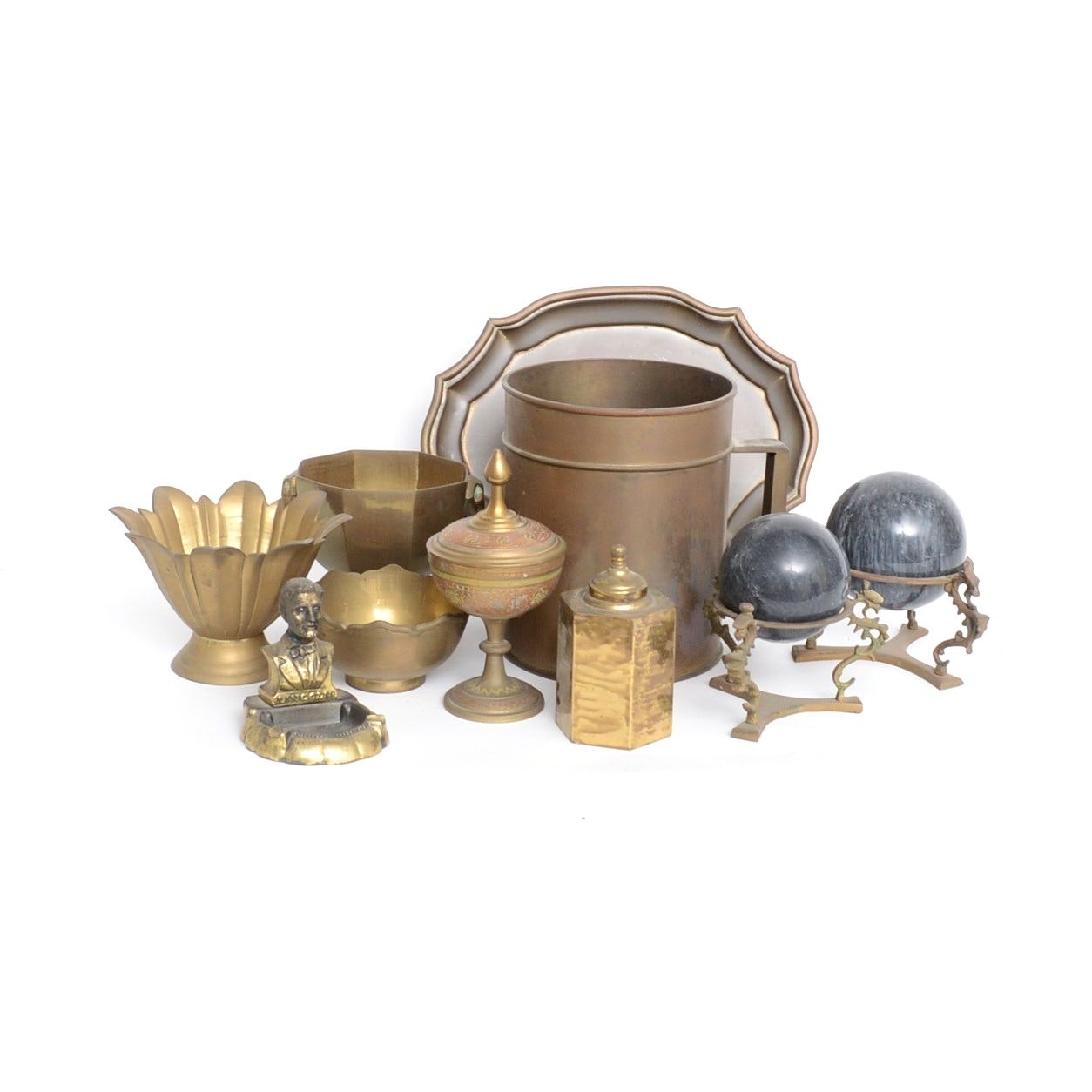 Collection of Brass