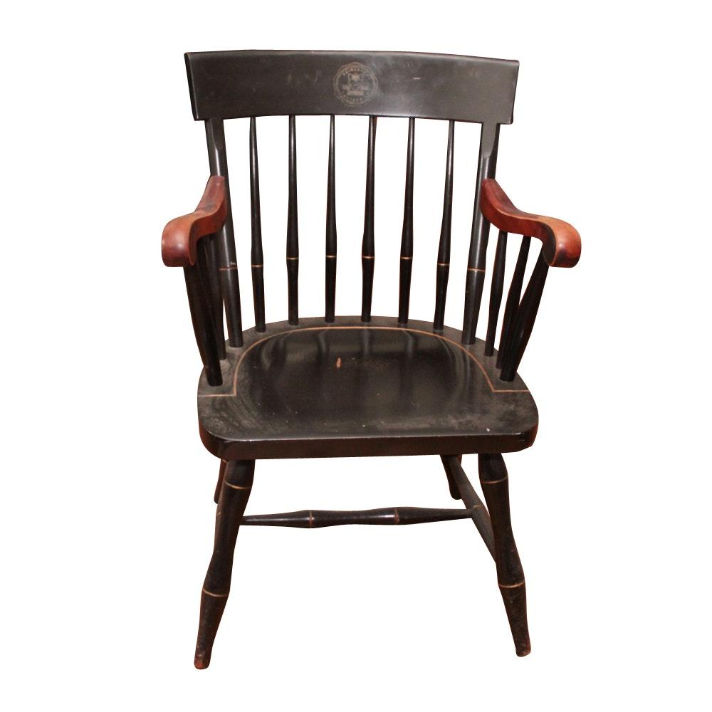 Princeton University Windsor Style Armchair
