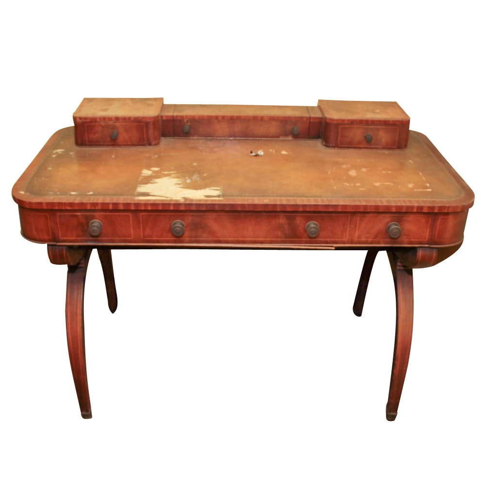 Neoclassical Style Writing Desk