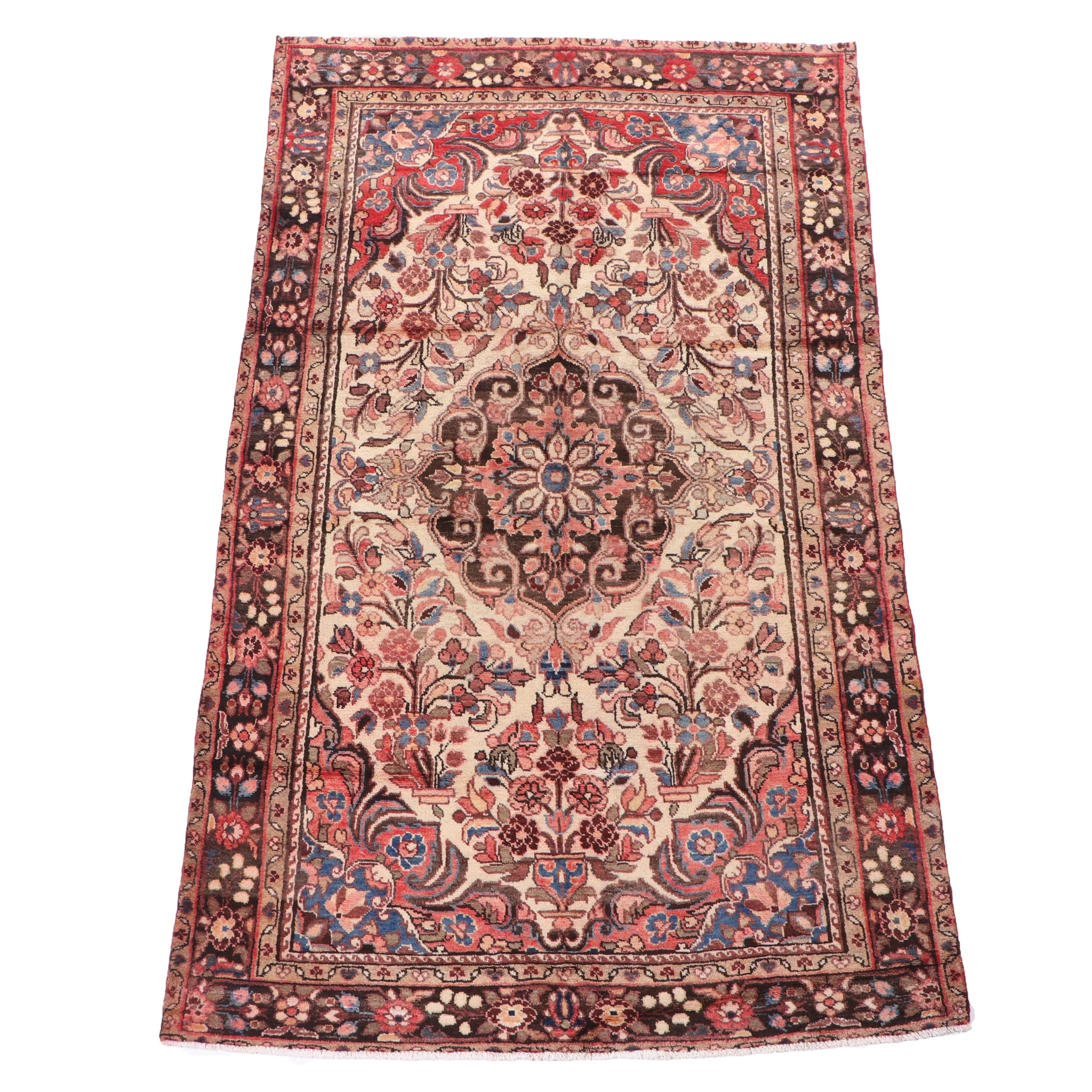 Hand-Knotted Northwest Persian Wool Rug