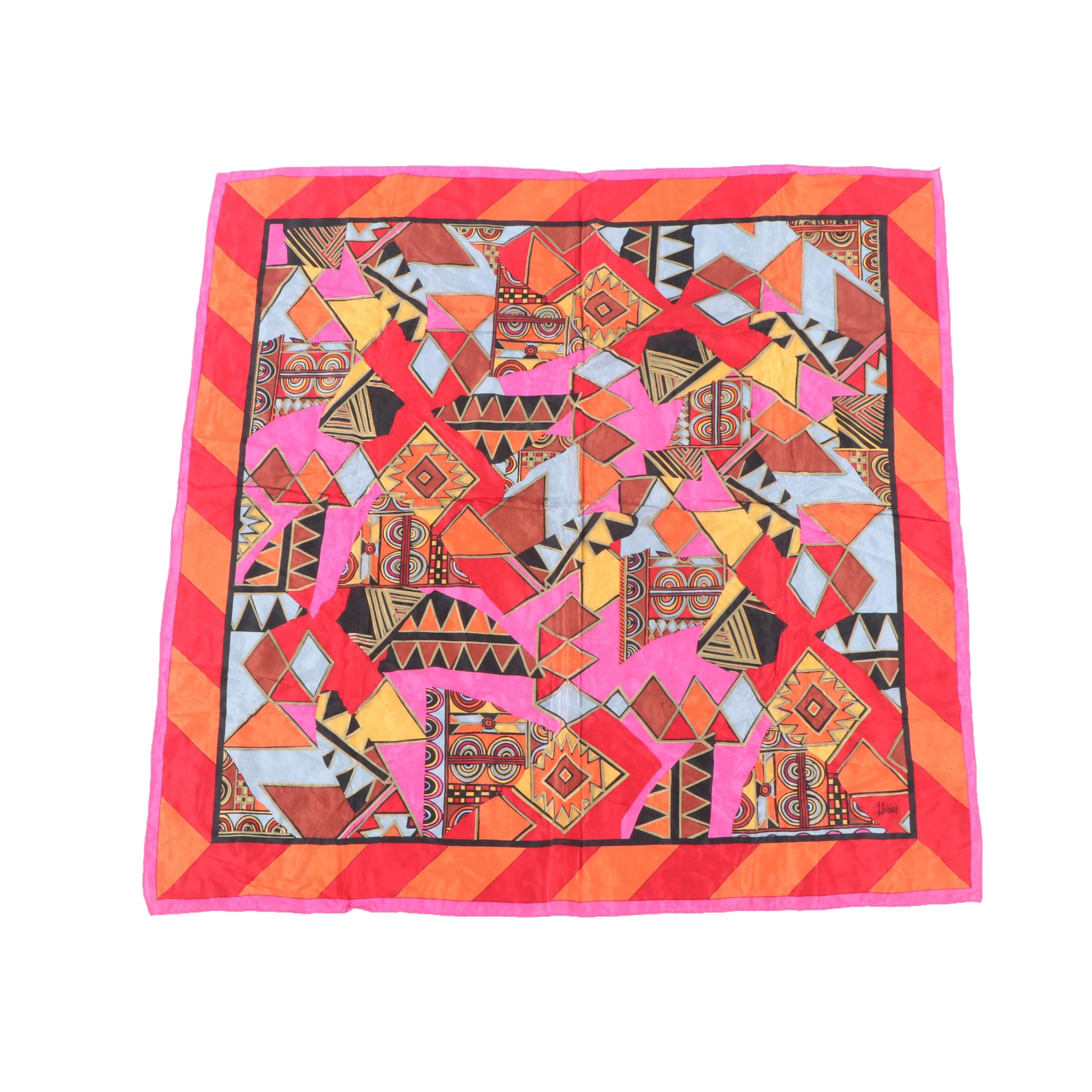 Women's Honey Silk Scarf