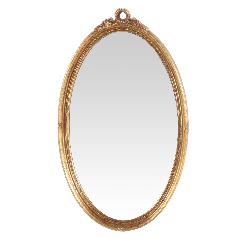 Carolina Mirror Gilt Wall Mirror