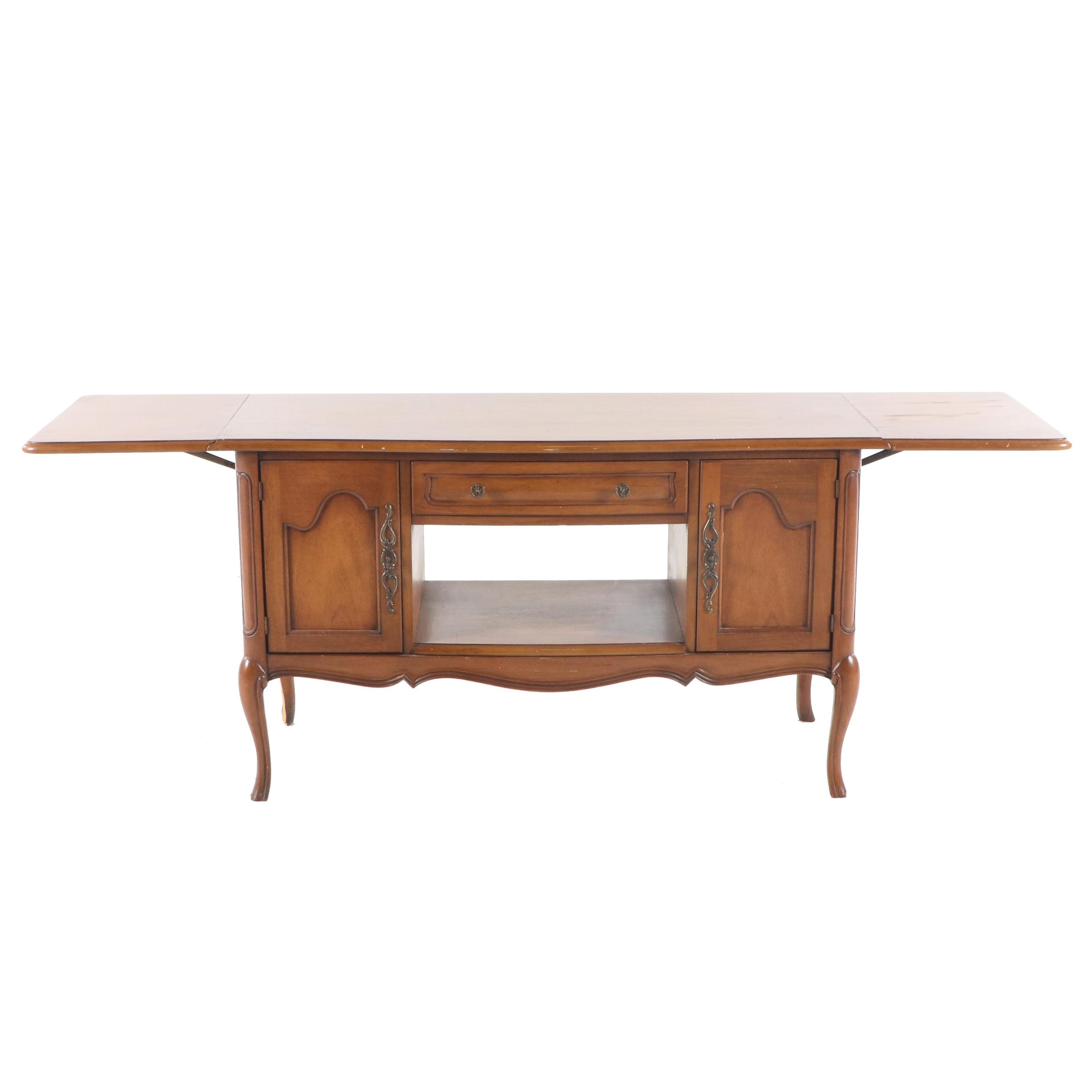 French Provincial Style Buffet by White Fine Furniture
