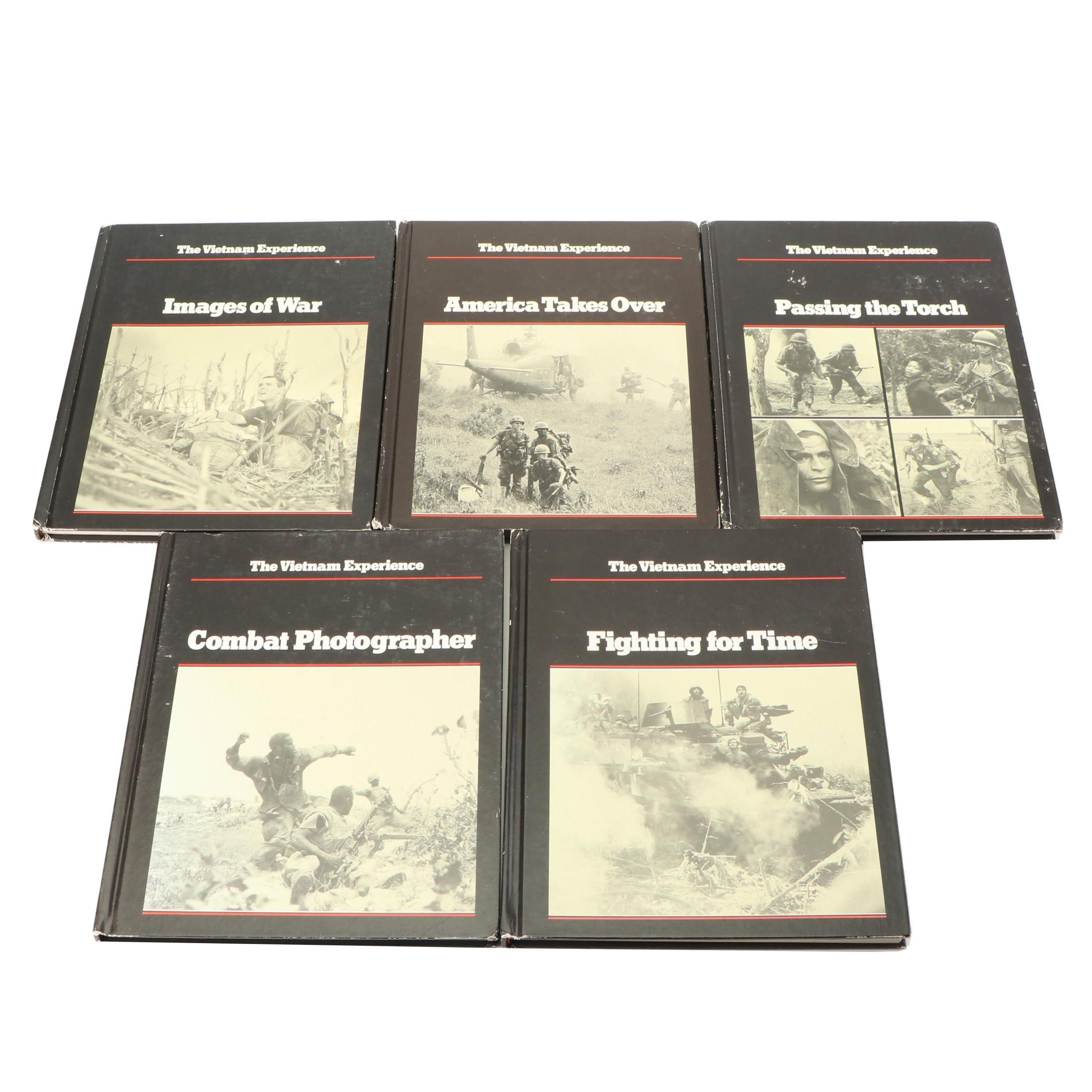 """The Vietnam Experience"" Five Volume Set"