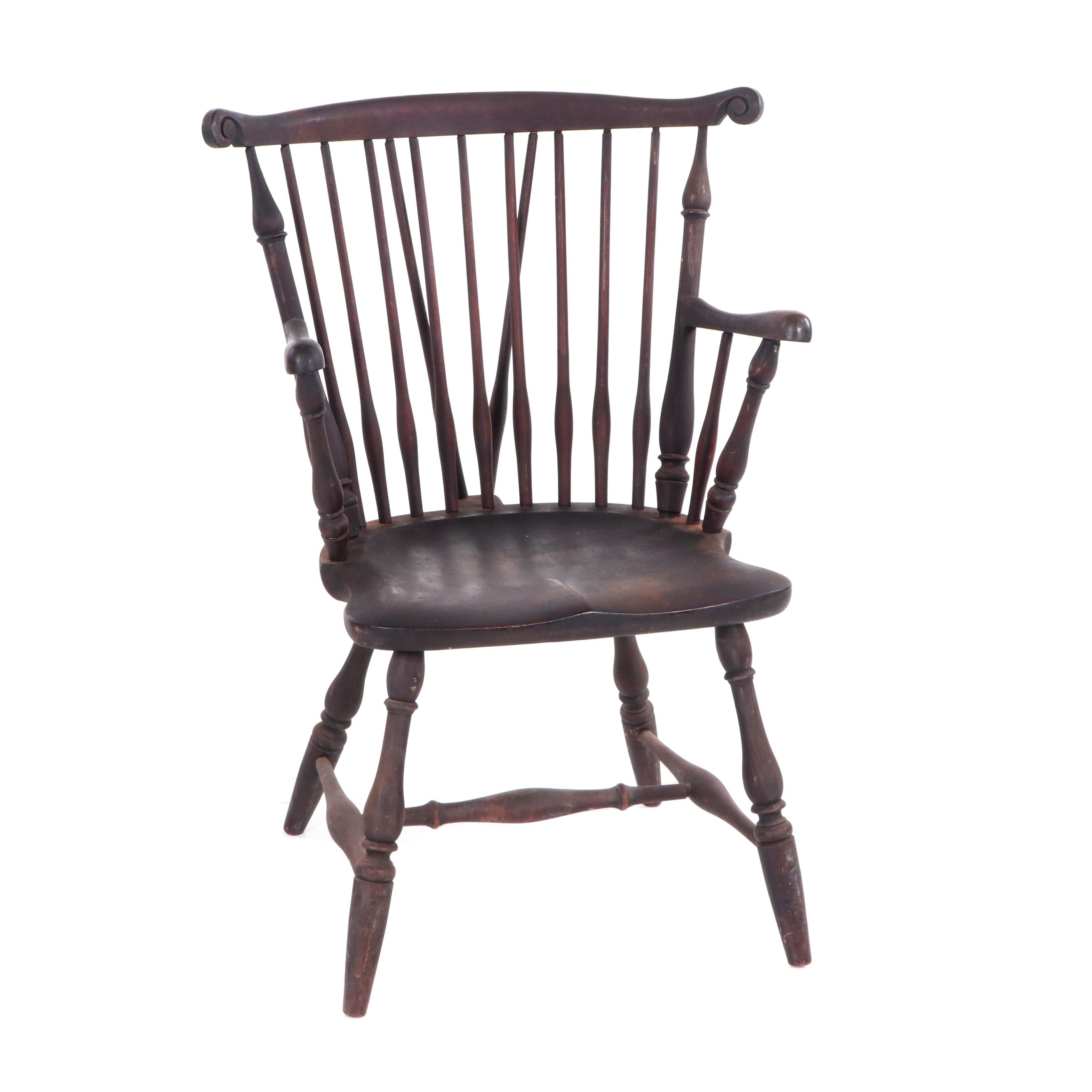 Windsor Armchair, Early 20th Century