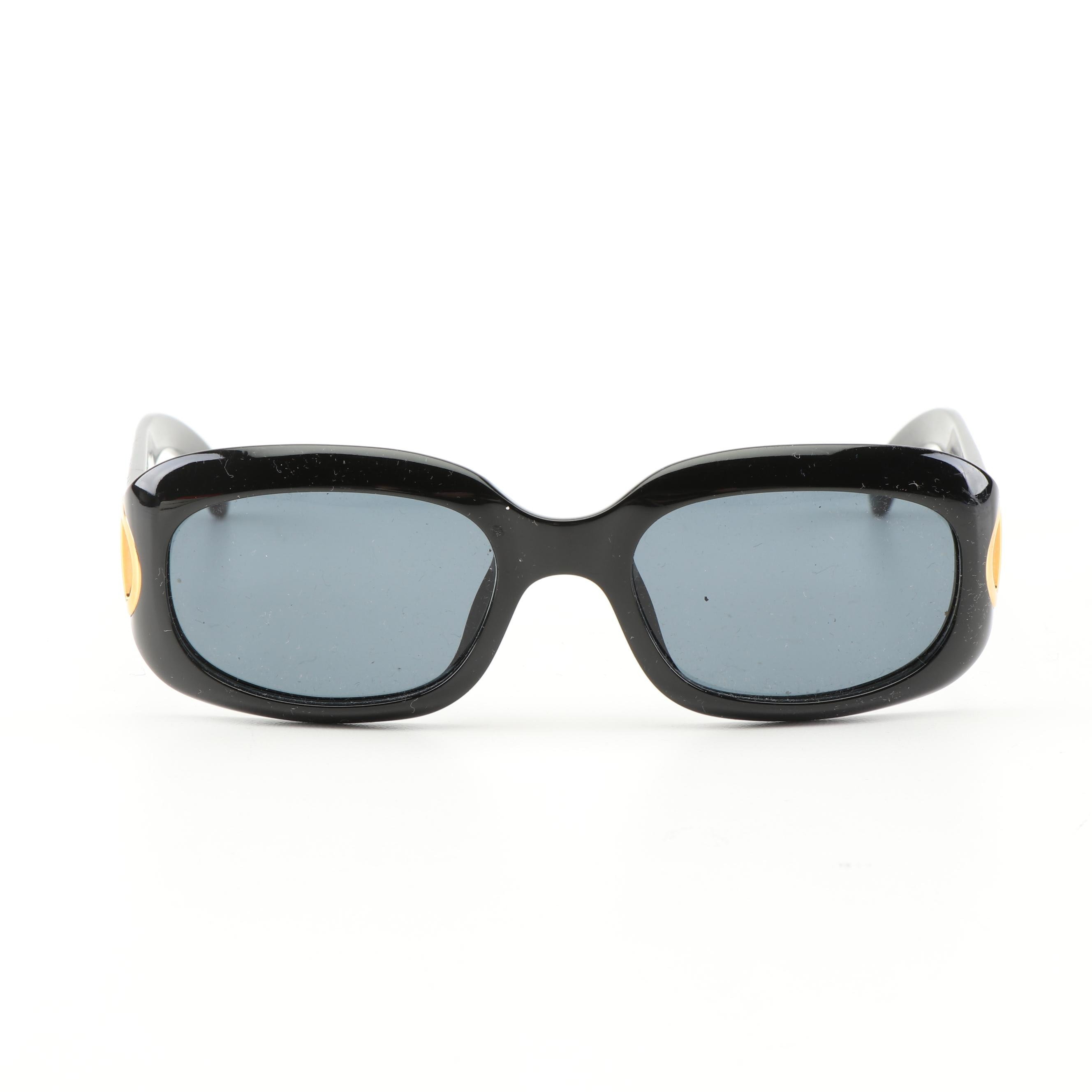 Christian Dior Isadiora Black Sunglasses
