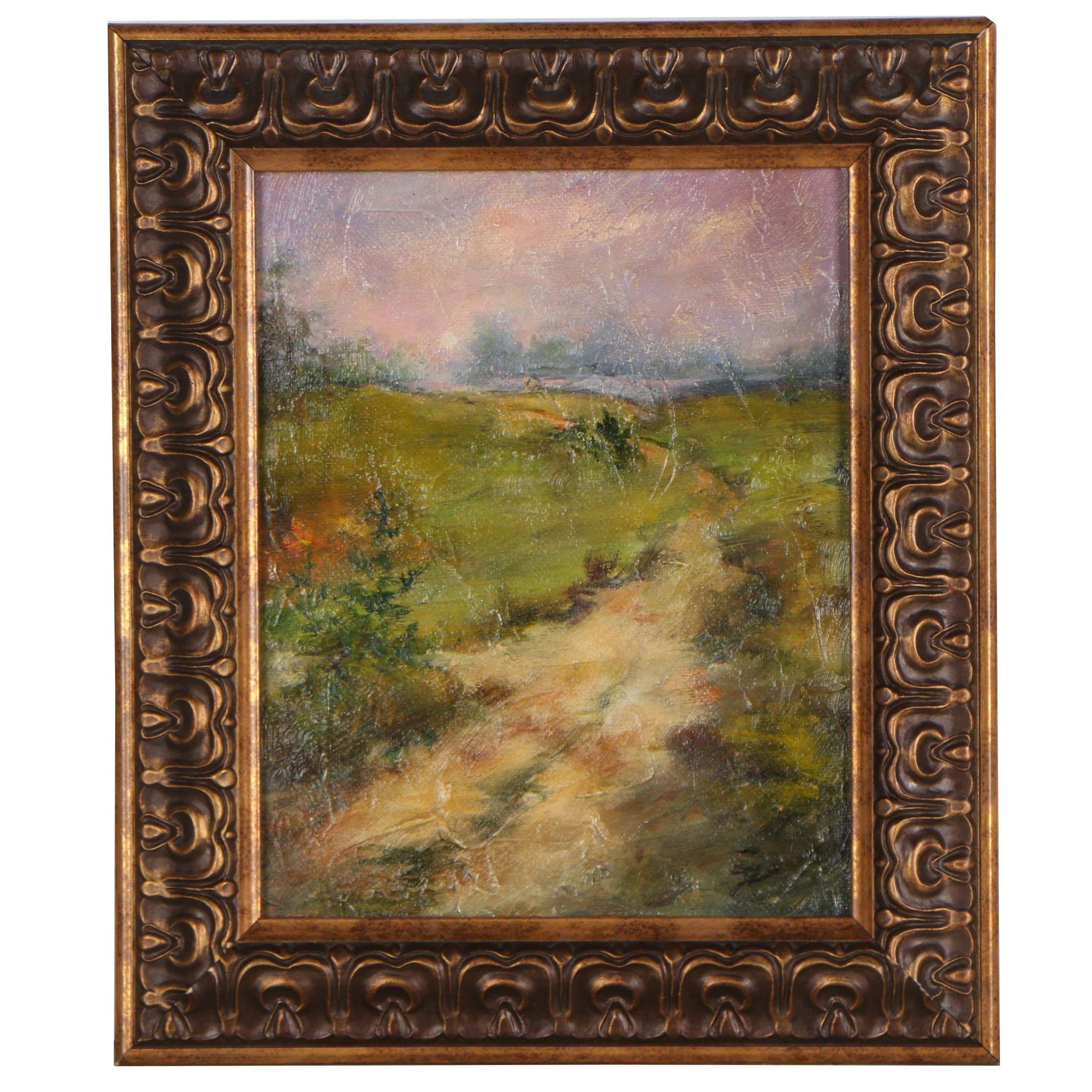 Sue Dion Landscape Acrylic Painting