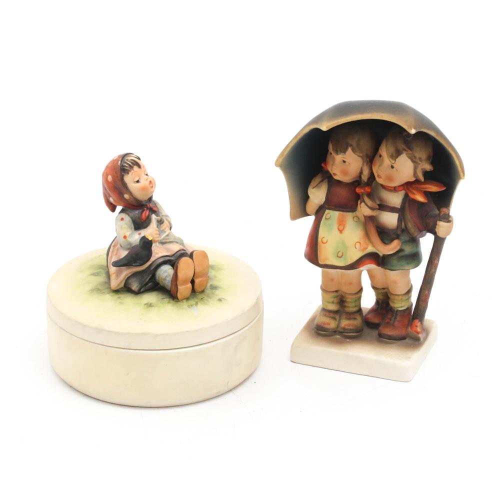 Goebel Hummel Figurine and Box
