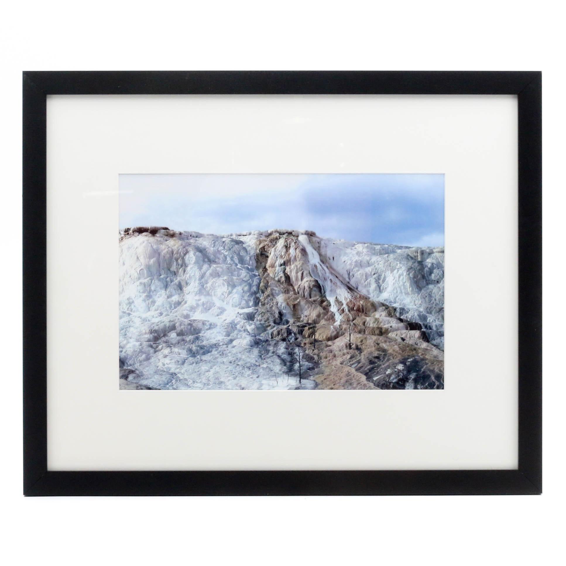 Connie Layne Mountain Landscape Digital Photograph