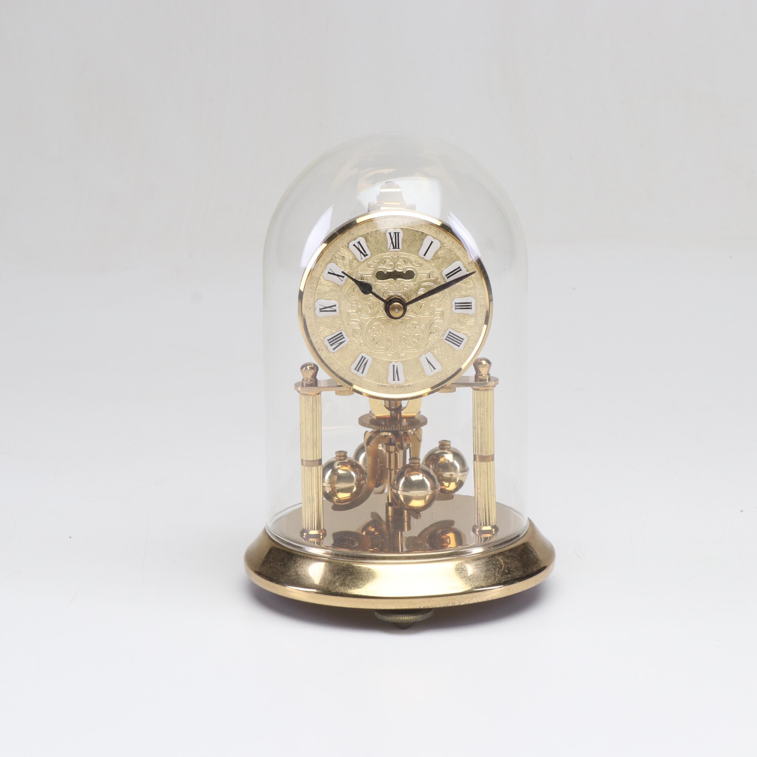 Kern German Anniversary Clock