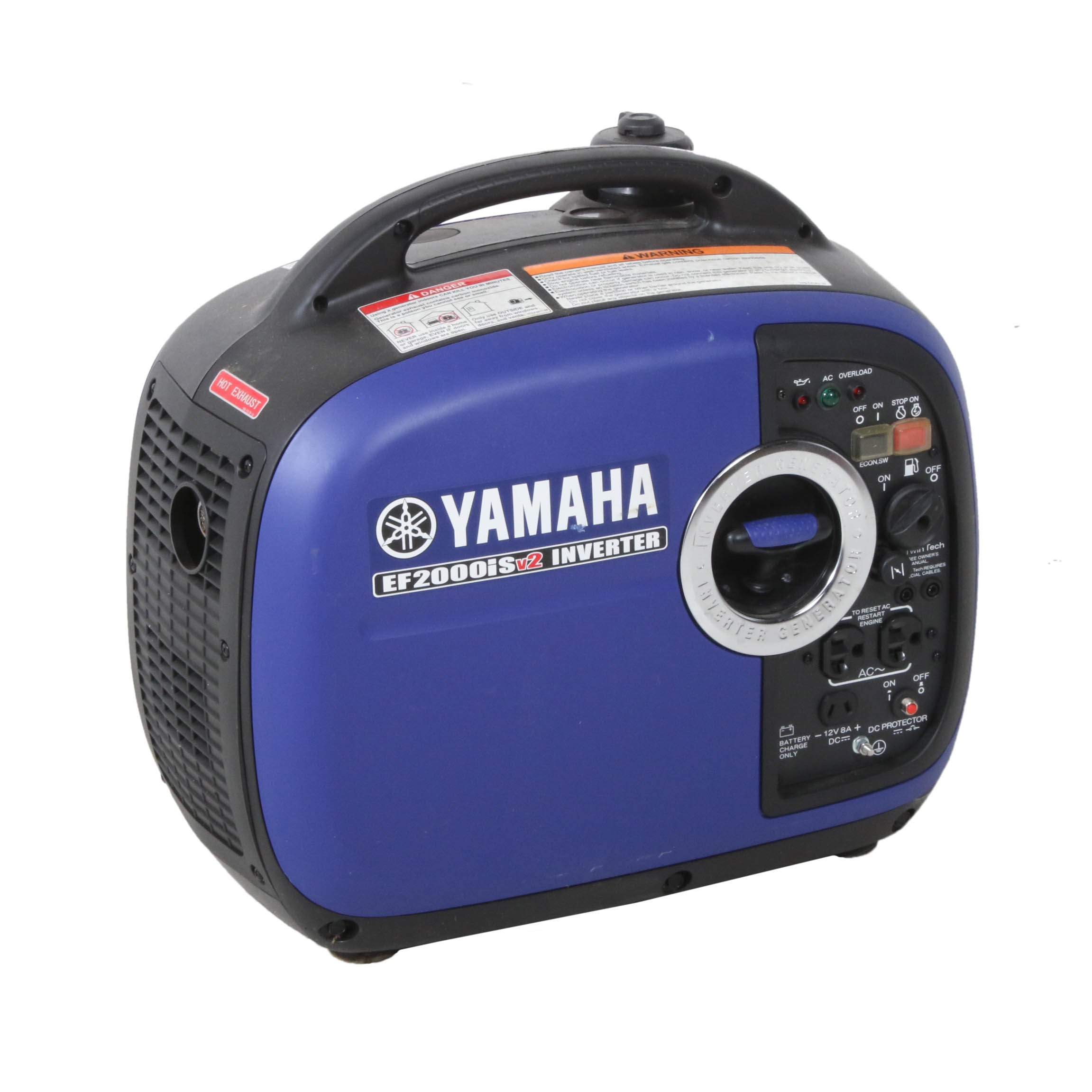 Yamaha VF2000iSv2 Inverter Generator