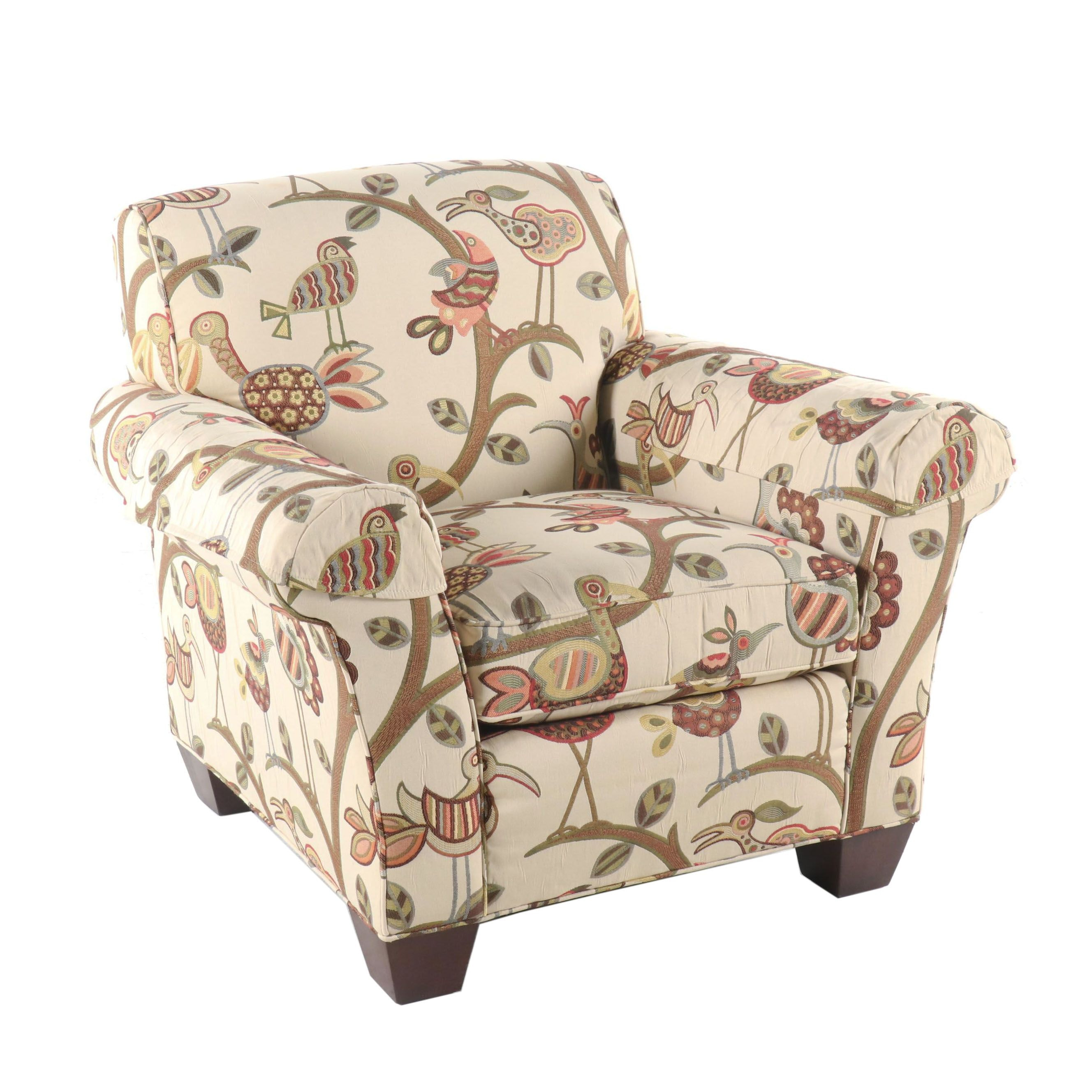 Stickley Fine Upholstery Contemporary Armchair